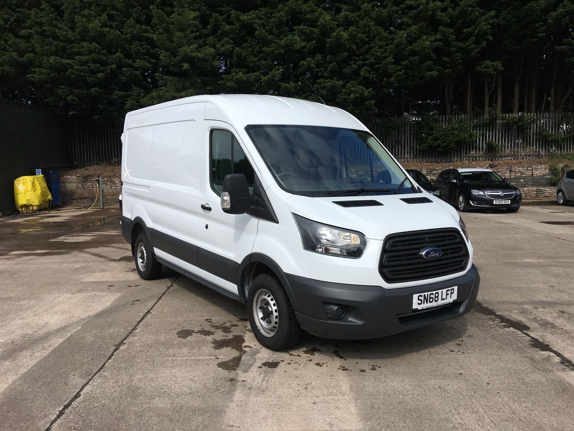 2018 Ford Transit 290 L2 DIESEL FWD 2.0 TDCI 105PS HIGH ROOF EURO 6 (SN68LFP)