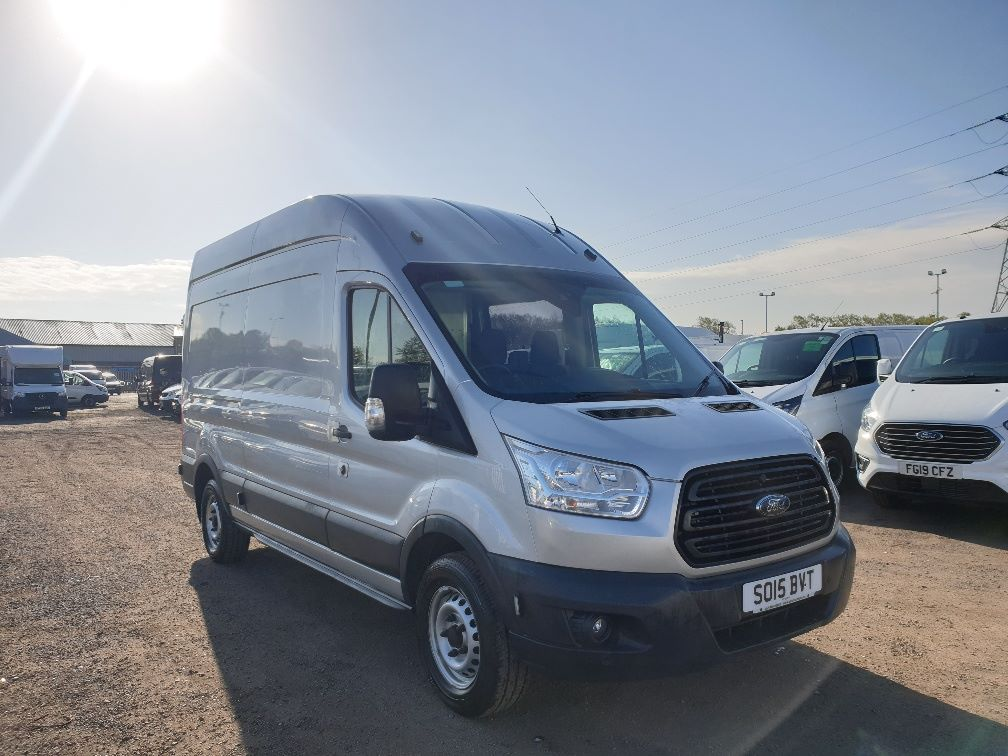 2015 Ford Transit 350 L3 H3 VAN 125PS EURO 5 (SO15BVT)