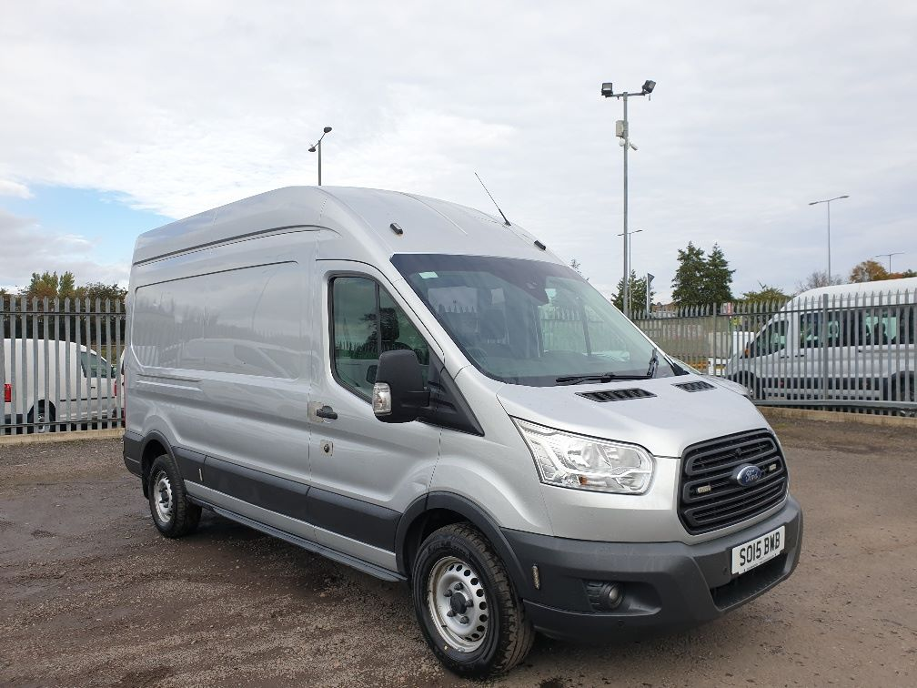 2015 Ford Transit 350 L3 H3 VAN 125PS EURO 5 4 SEATS (SO15BWB)