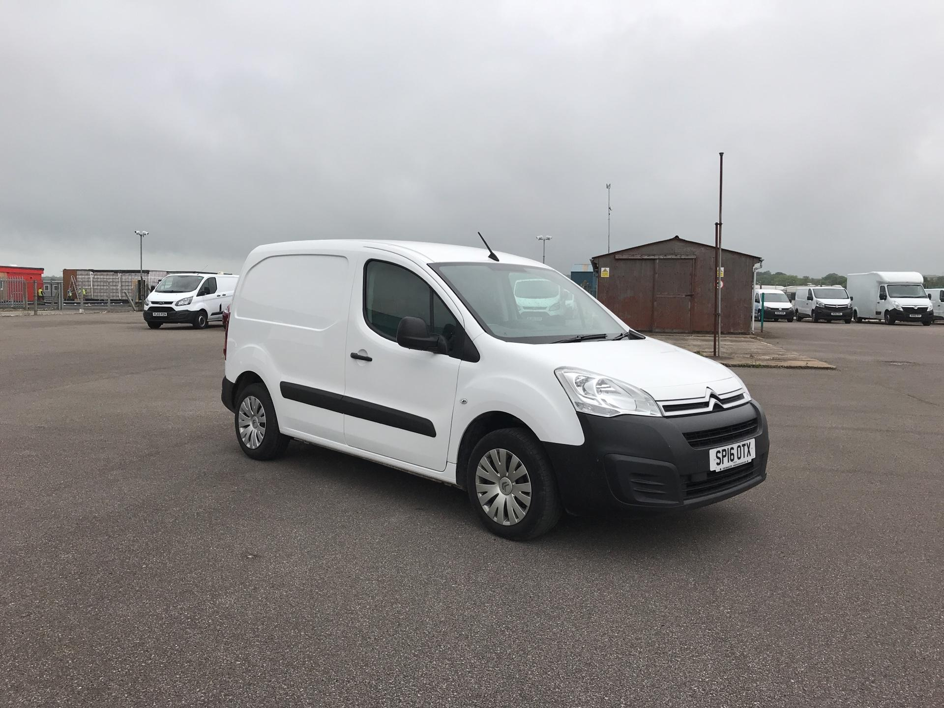 2016 Citroen Berlingo L1 DIESEL 1.6 HDI 625KG ENTERPRISE 75PS EURO 4/5 (SP16OTX)