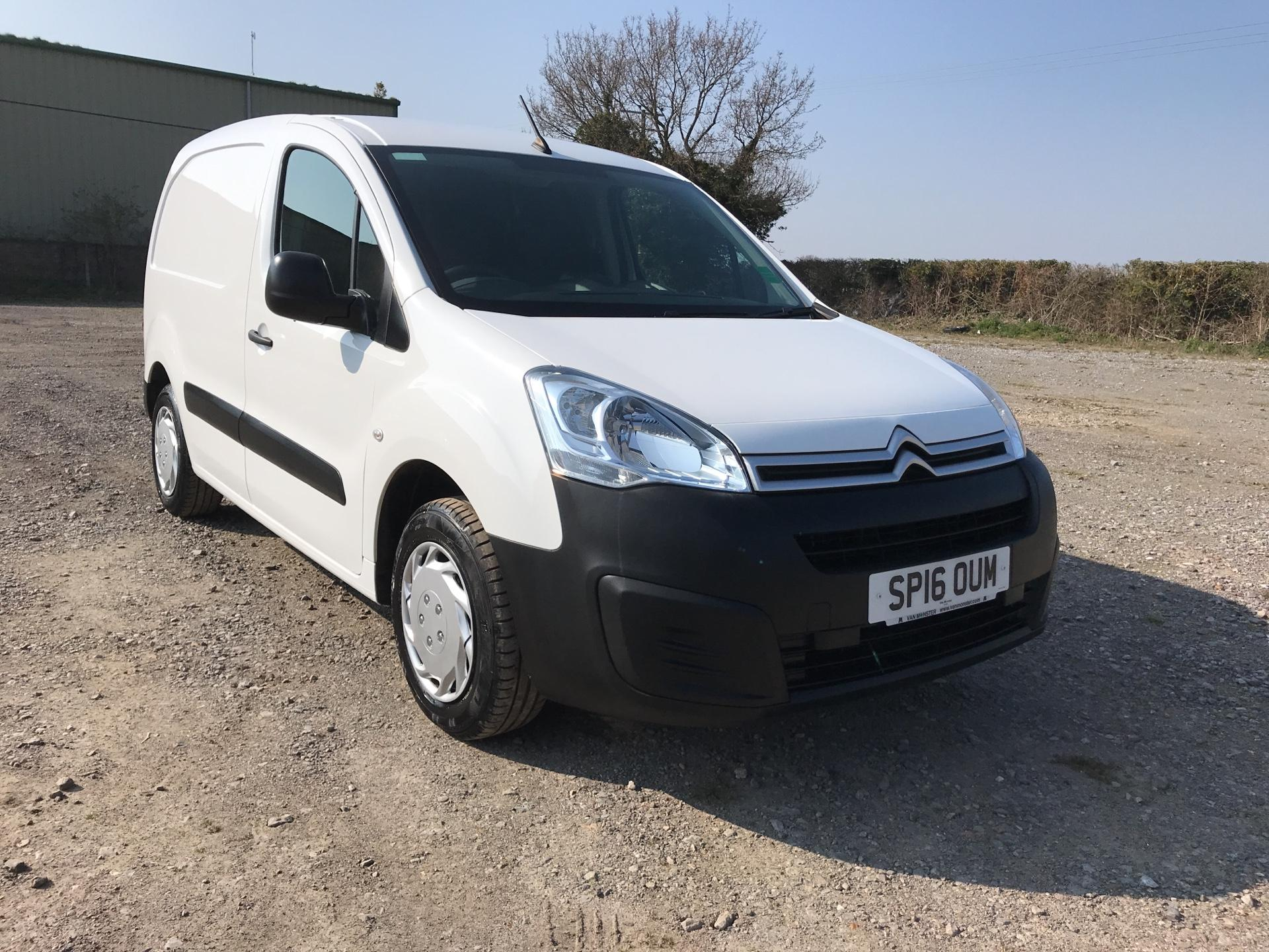 5caf58ff5cef0c 2016 Citroen Berlingo L1 DIESEL 1.6 HDI 625 ENTERPRISE 75 PS EURO 5  (SP16OUM)
