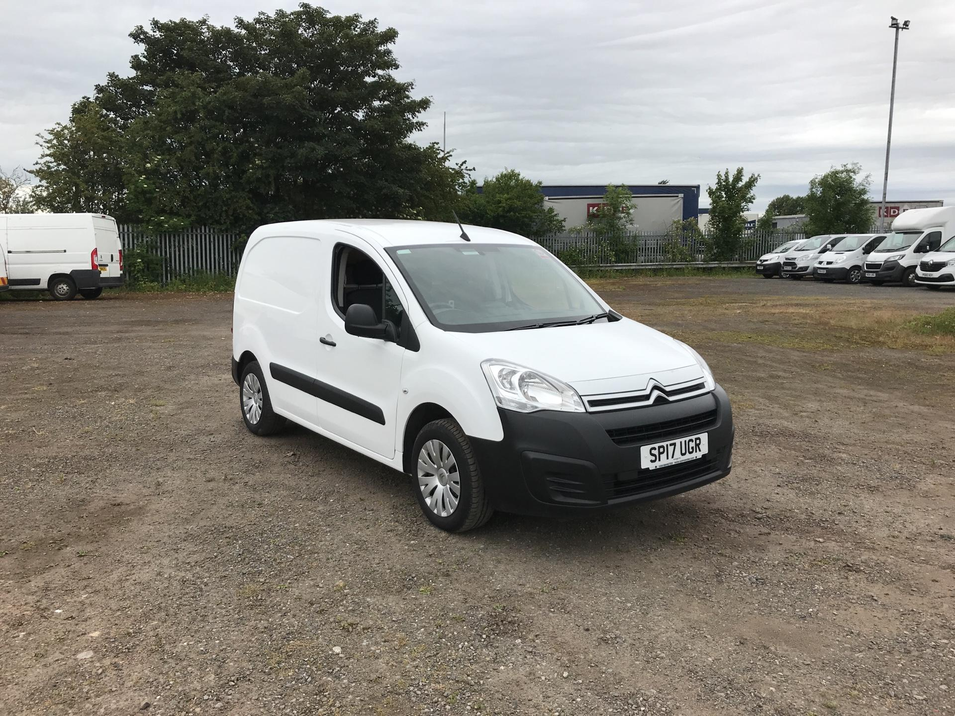 2017 Citroen Berlingo  L1 DIESEL 1.6 BlueHDI 625KG ENTERPRISE 75PS EURO 6 (SP17UGR)