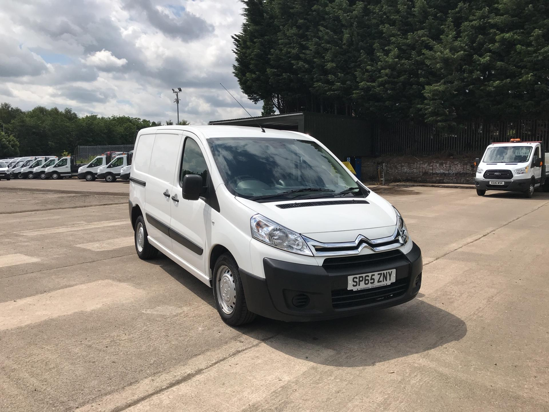 2015 Citroen Dispatch L1 DIESEL 1000 1.6 HDI 90PS H1 VAN ENTERPRISE EURO 4/5 (SP65ZNY)