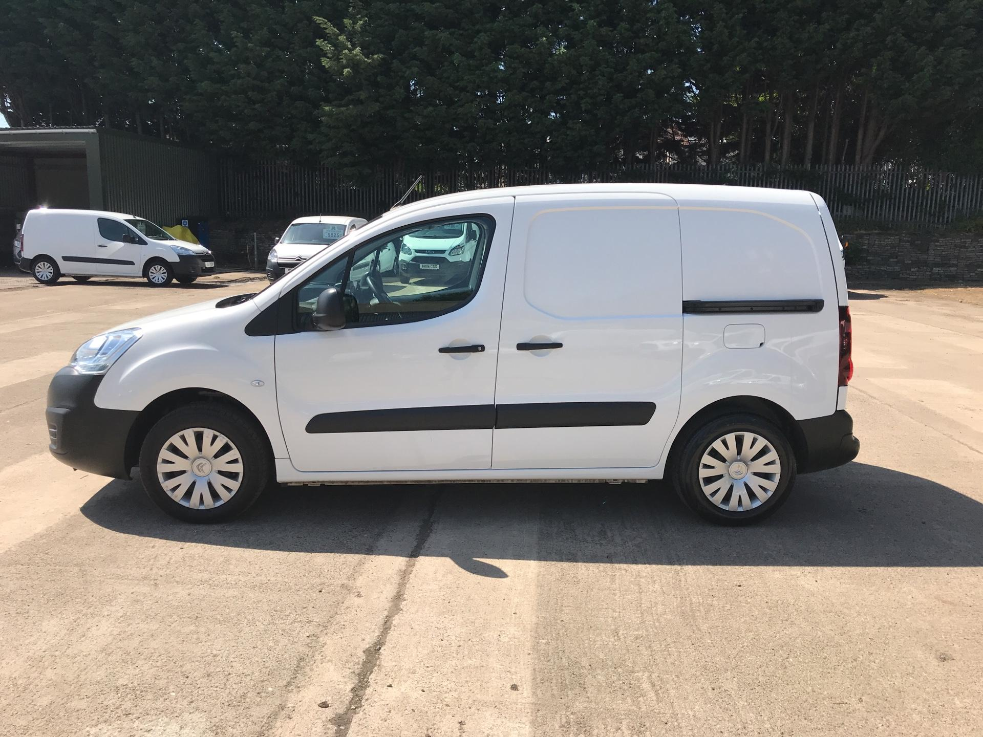 2016 Citroen Berlingo L1 DIESEL 1.6 HDI 625KG ENTERPRISE 75PS EURO 4/5 (SP66GWM) Thumbnail 6