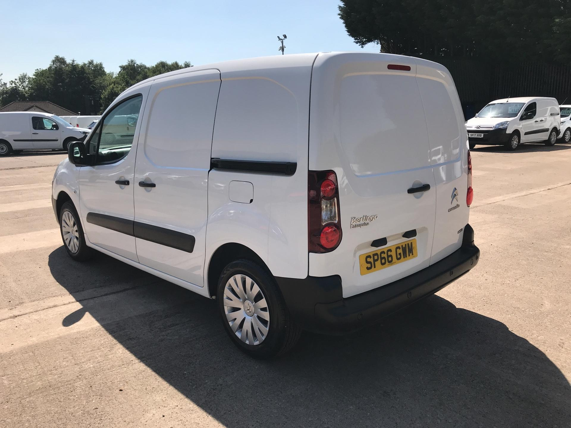 2016 Citroen Berlingo L1 DIESEL 1.6 HDI 625KG ENTERPRISE 75PS EURO 4/5 (SP66GWM) Thumbnail 5
