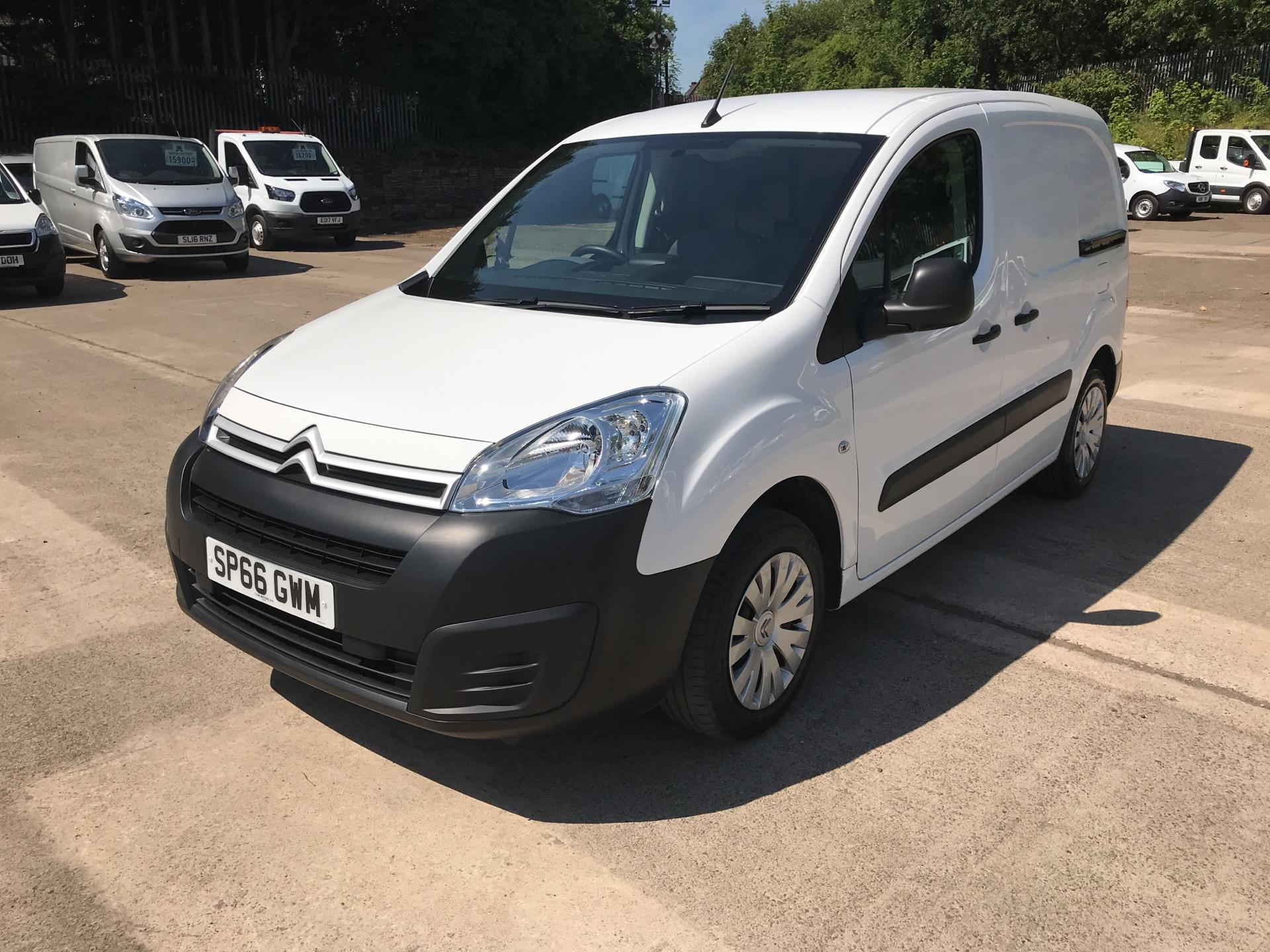 2016 Citroen Berlingo L1 DIESEL 1.6 HDI 625KG ENTERPRISE 75PS EURO 4/5 (SP66GWM) Thumbnail 7