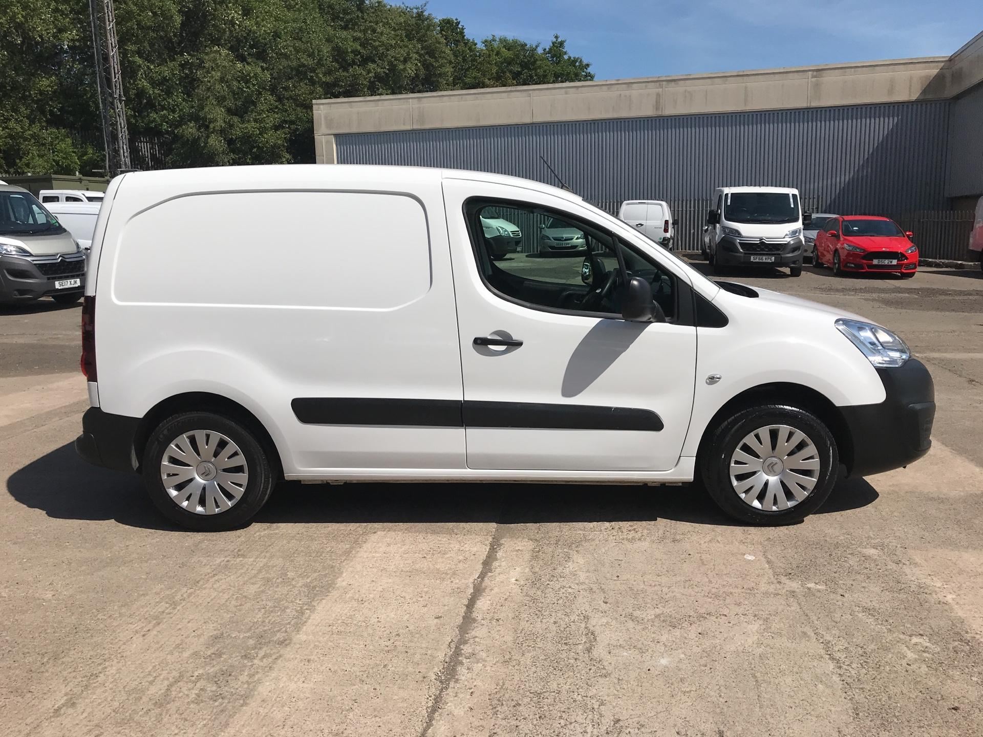 2016 Citroen Berlingo L1 DIESEL 1.6 HDI 625KG ENTERPRISE 75PS EURO 4/5 (SP66GWM) Image 2