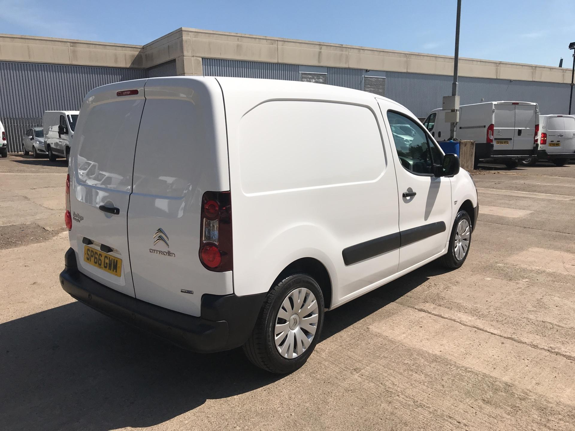 2016 Citroen Berlingo L1 DIESEL 1.6 HDI 625KG ENTERPRISE 75PS EURO 4/5 (SP66GWM) Thumbnail 3