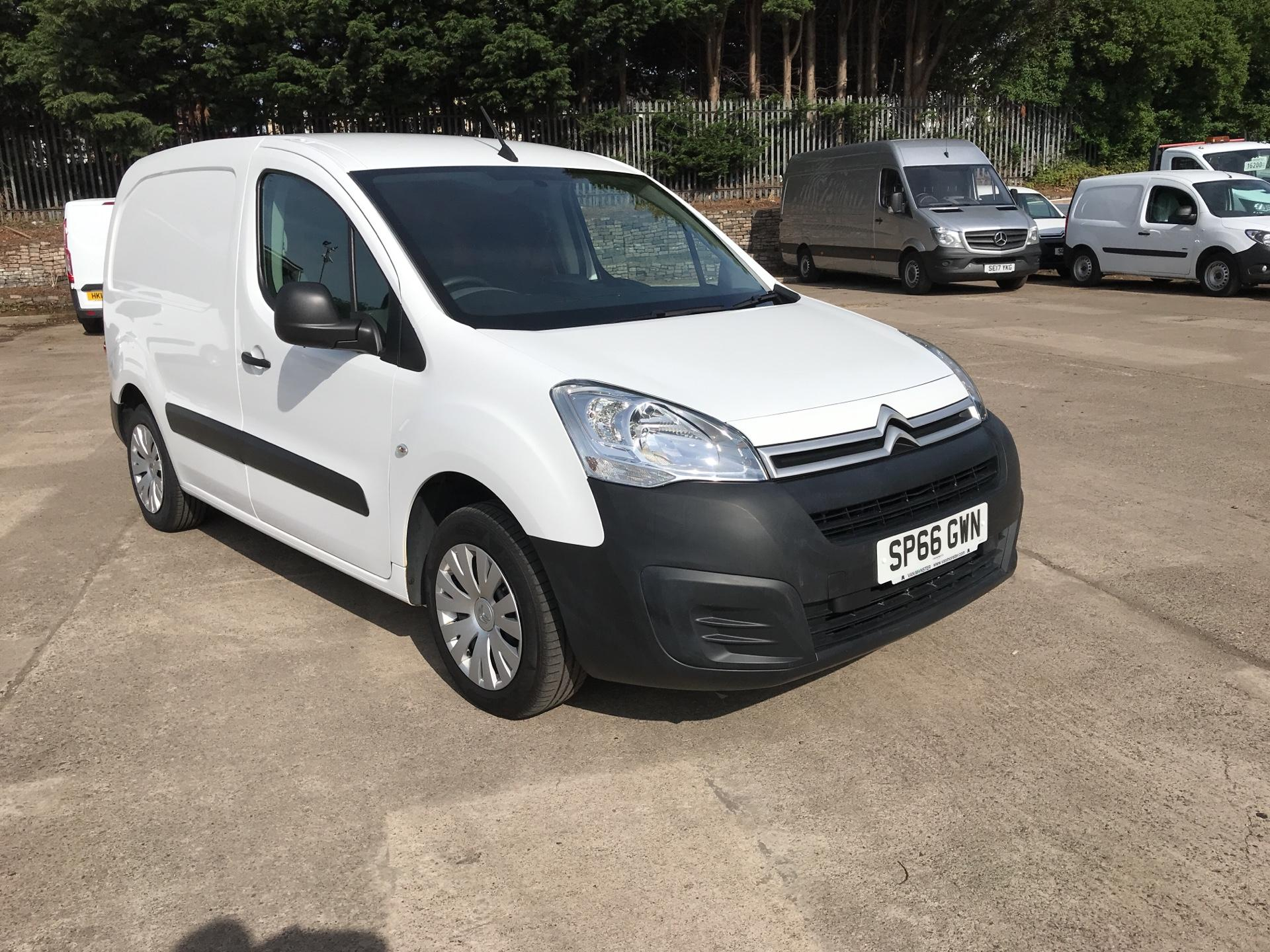 2016 Citroen Berlingo L1 DIESEL 1.6 HDI 625KG ENTERPRISE 75PS EURO 4/5 (SP66GWN)
