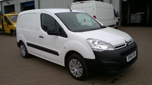 2016 Citroen Berlingo 1.6 BLUE HDI 625Kg ENTERPRISE 75PS EURO 6 (SP66GWV)