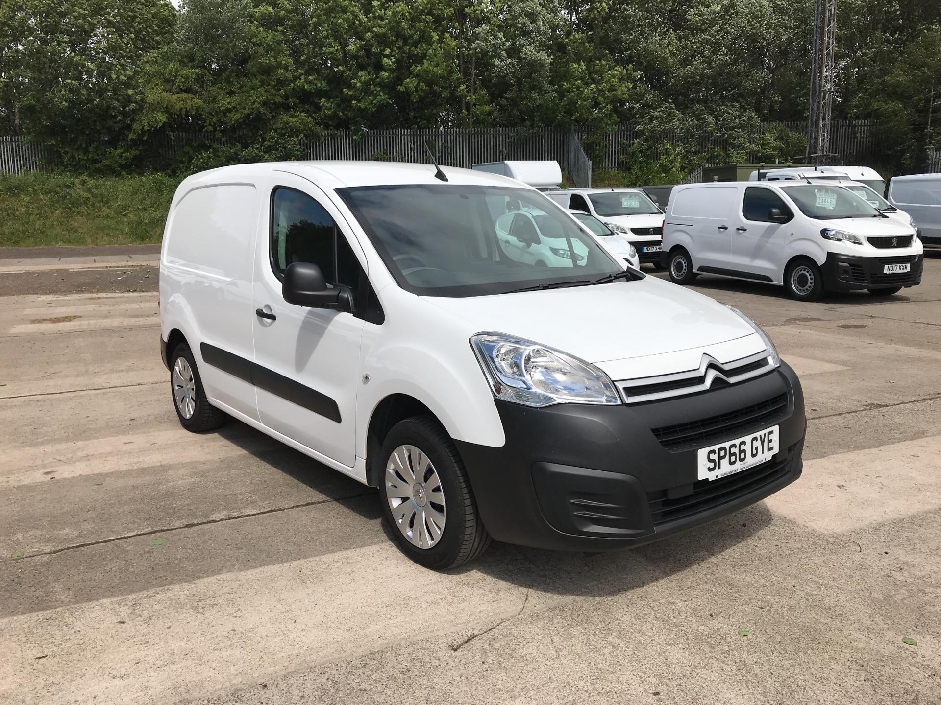 2016 Citroen Berlingo L1 DIESEL 1.6 HDI 625KG ENTERPRISE 75PS EURO 4/5 (SP66GYE)