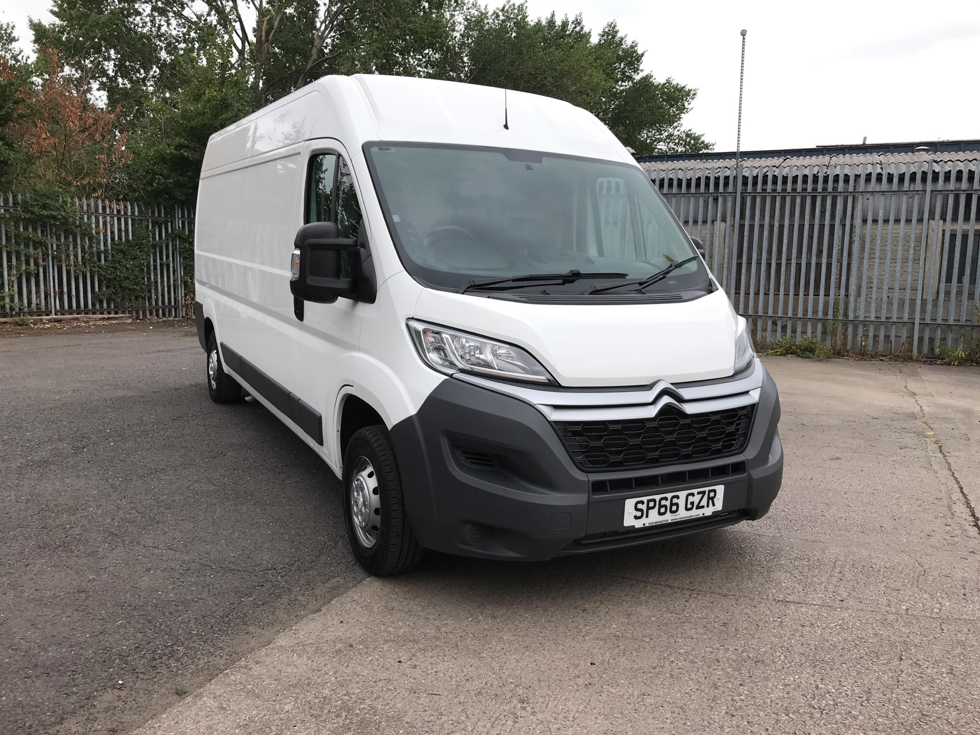 2016 Citroen Relay 35 L3 H2 ENTERPRISE 2.0 BLUEHDI 130PS (SP66GZR)