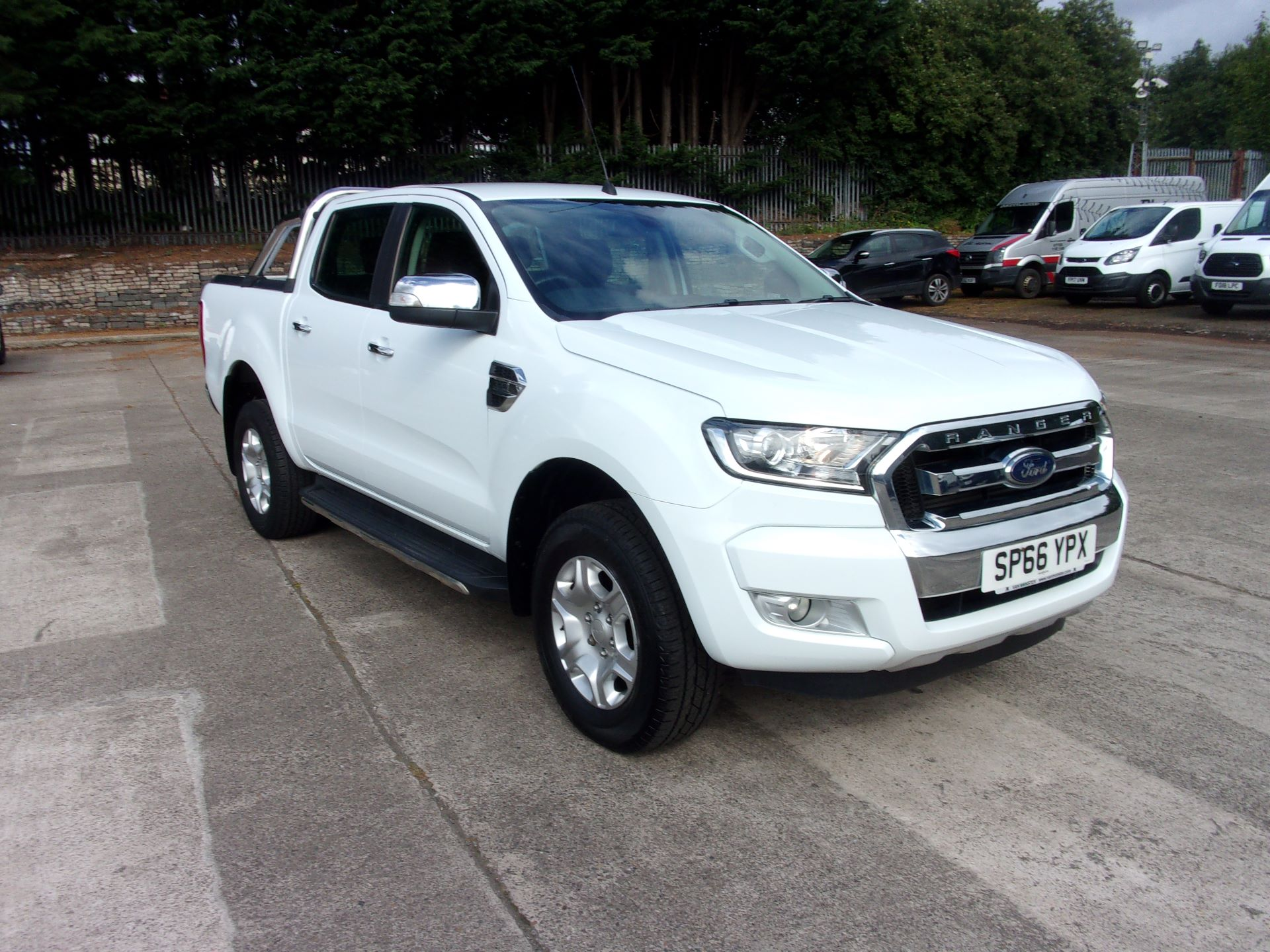 2016 Ford Ranger PICK UP DOUBLE CAB LIMITED 1 3.2 TDCI 200