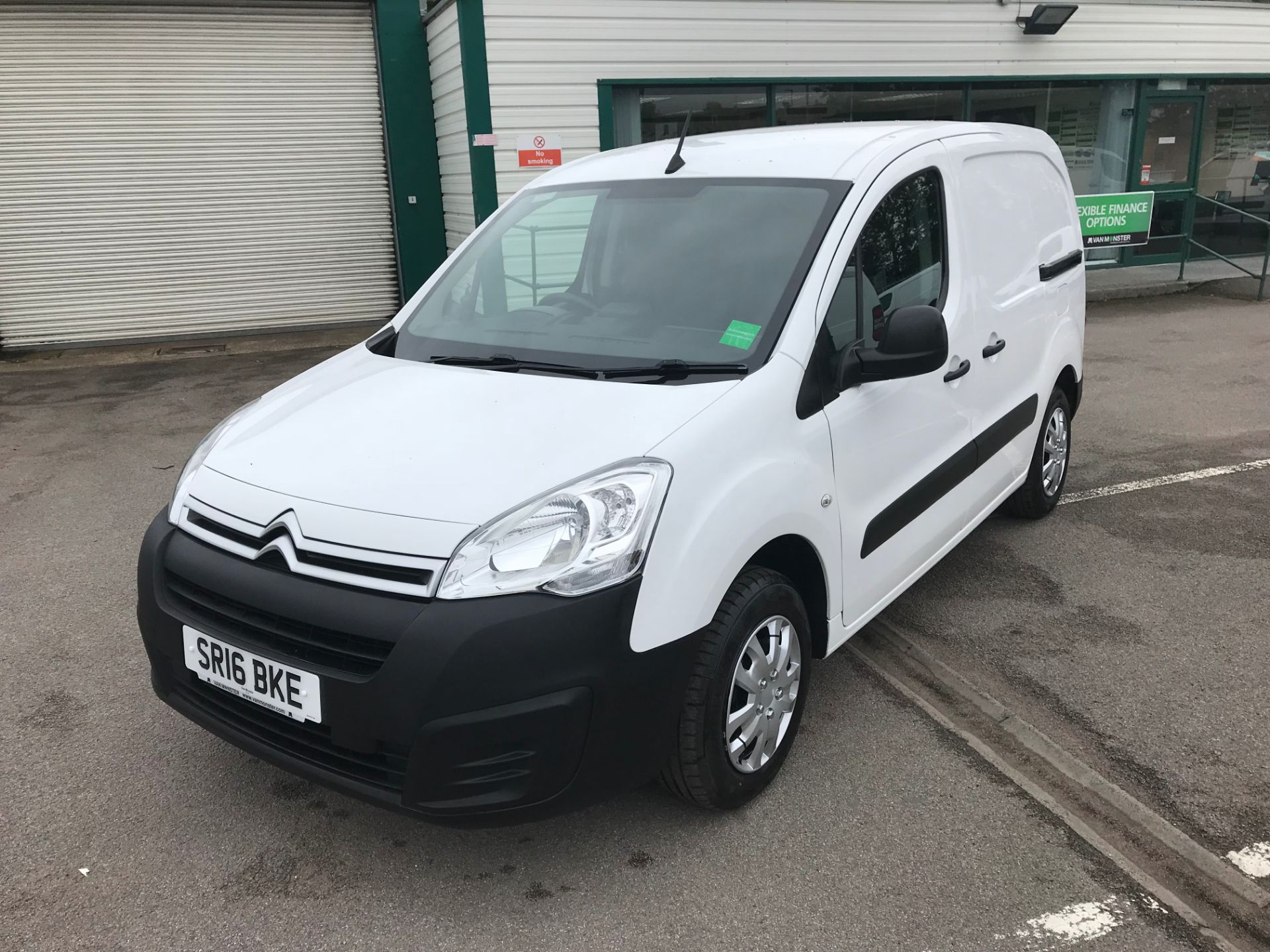 2016 Citroen Berlingo L1 DIESEL 1.6 HDI 625KG ENTERPRISE 75PS EURO 4/5 (SR16BKE) Image 22