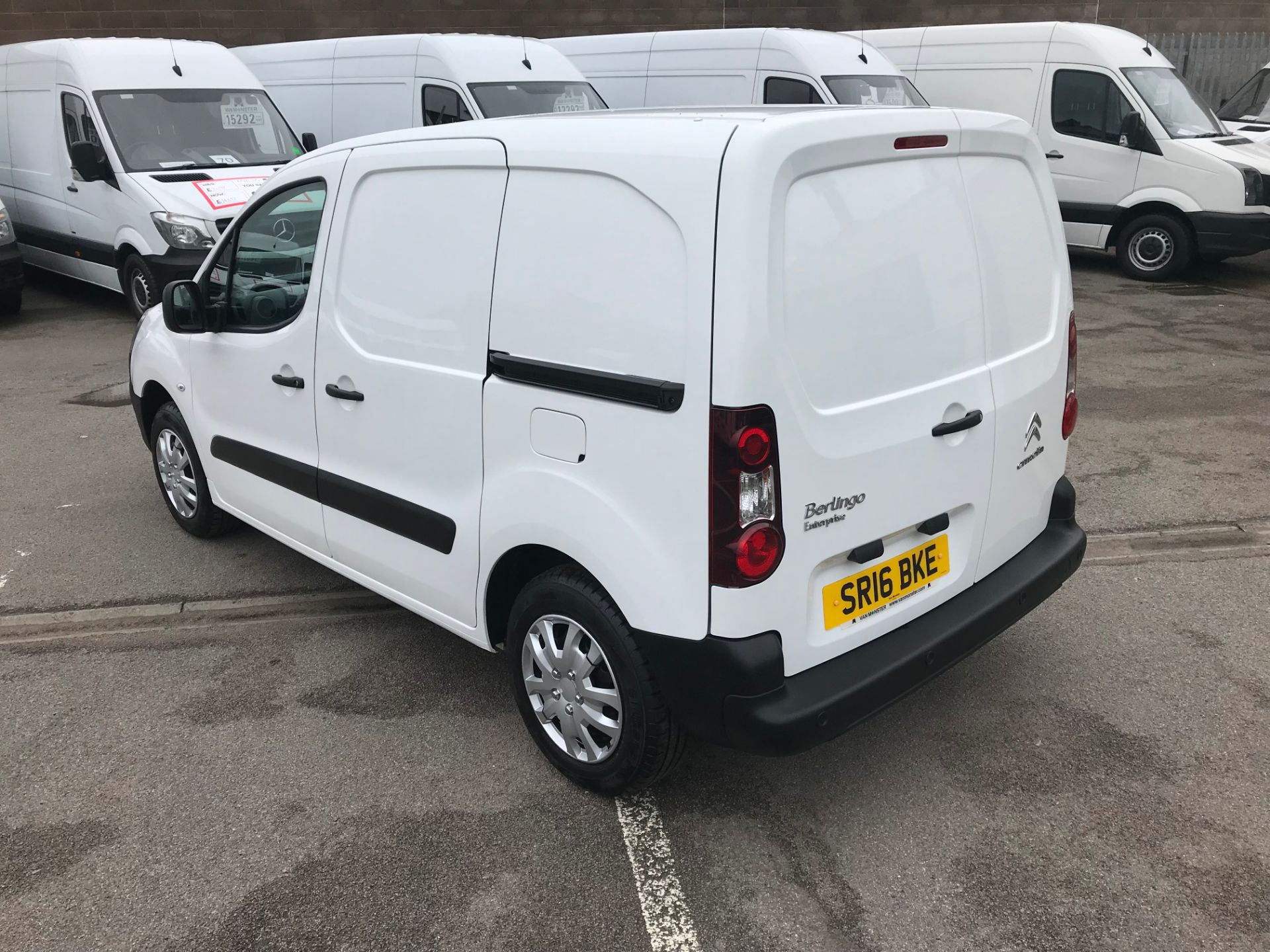 2016 Citroen Berlingo L1 DIESEL 1.6 HDI 625KG ENTERPRISE 75PS EURO 4/5 (SR16BKE) Image 18