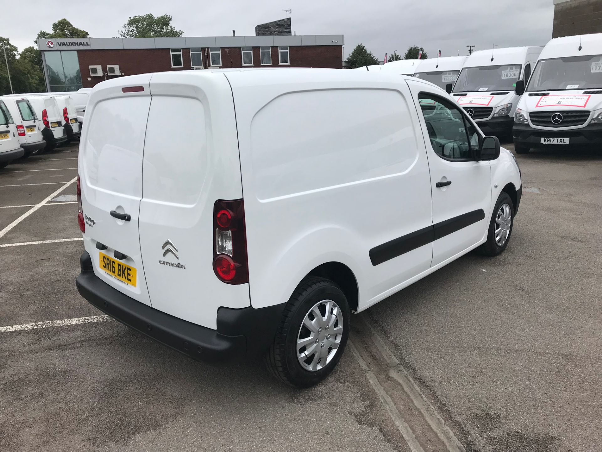 2016 Citroen Berlingo L1 DIESEL 1.6 HDI 625KG ENTERPRISE 75PS EURO 4/5 (SR16BKE) Image 14