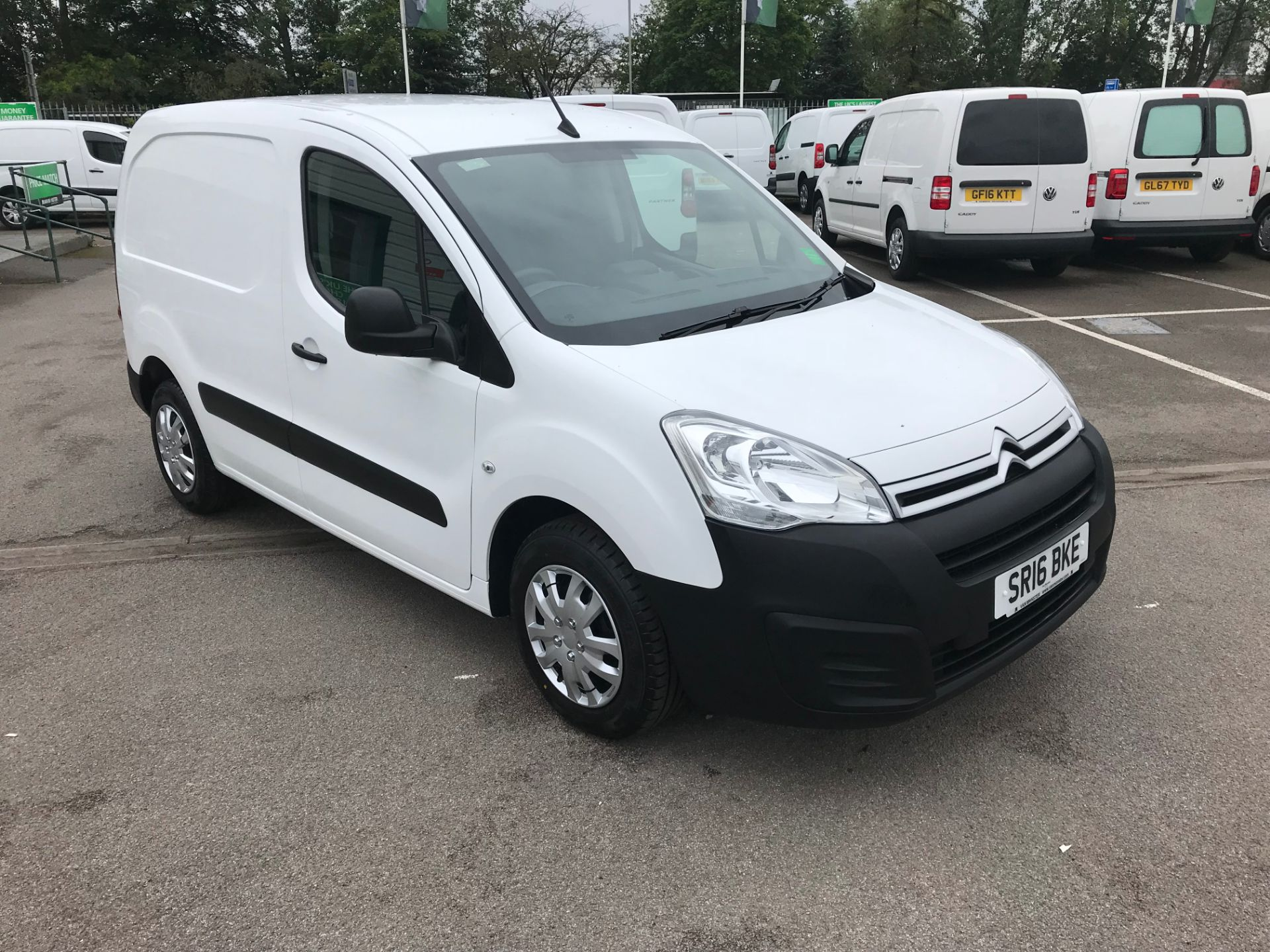 2016 Citroen Berlingo L1 DIESEL 1.6 HDI 625KG ENTERPRISE 75PS EURO 4/5 (SR16BKE) Image 1