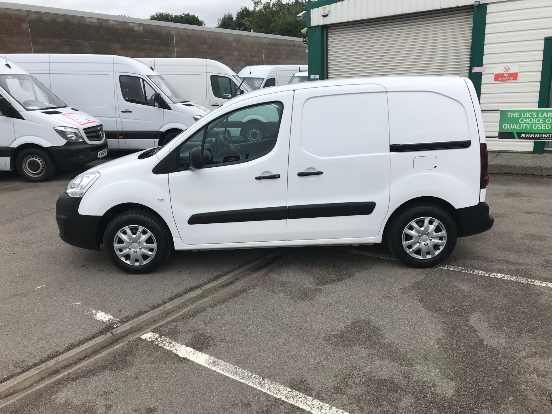 2016 Citroen Berlingo L1 DIESEL 1.6 HDI 625KG ENTERPRISE 75PS EURO 4/5 (SR16BKE) Image 19
