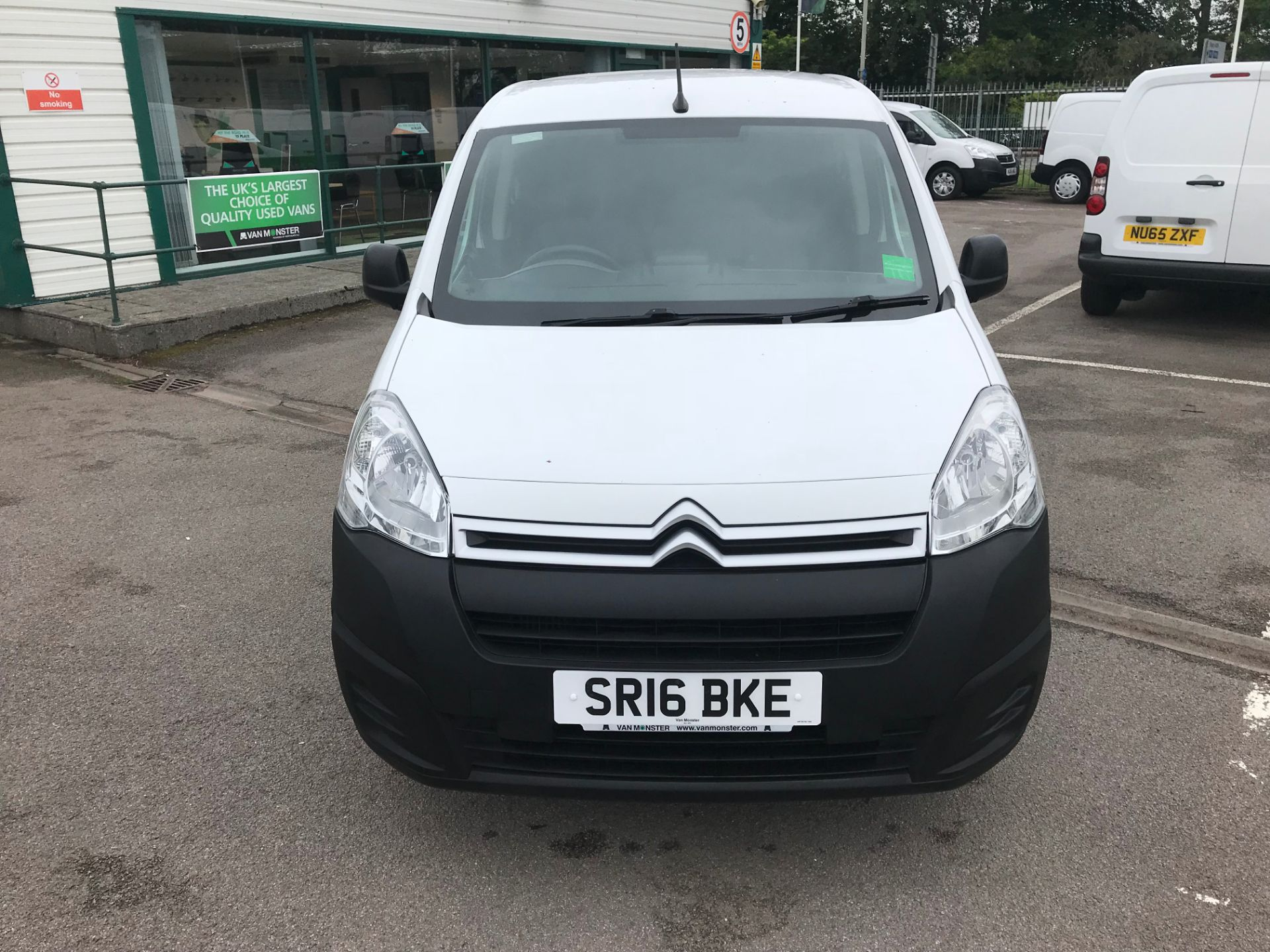 2016 Citroen Berlingo L1 DIESEL 1.6 HDI 625KG ENTERPRISE 75PS EURO 4/5 (SR16BKE) Image 23