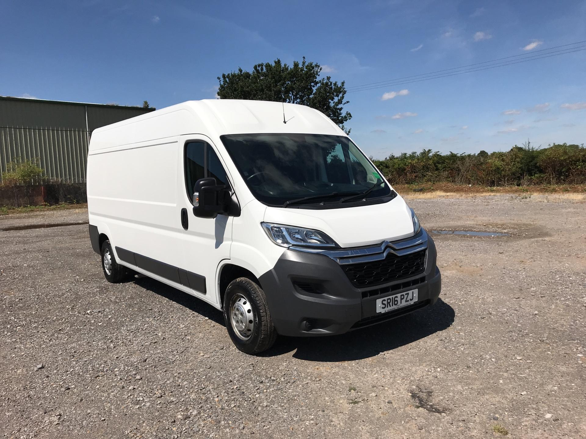 2016 Citroen Relay 2.2 Hdi H2 Van 130Ps Enterprise (SR16PZJ)