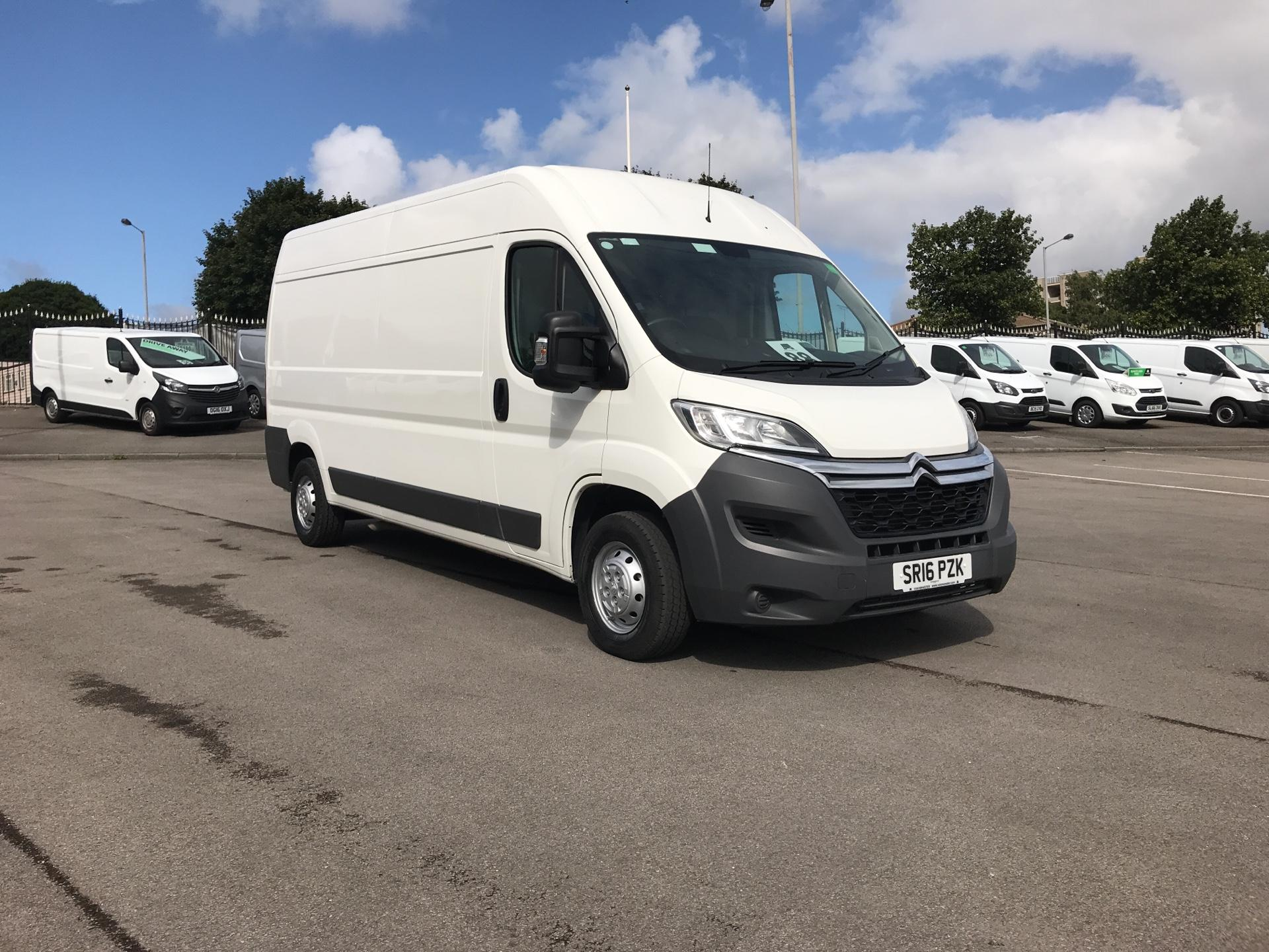 2016 Citroen Relay 2.2 Hdi H2 Van 130Ps Enterprise (SR16PZK)