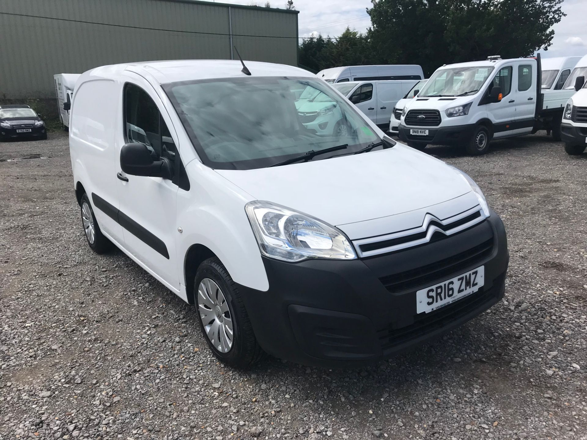 2016 Citroen Berlingo  L1 DIESEL 1.6 HDI 625KG ENTERPRISE 75PS EURO 4/5 (SR16ZMZ)