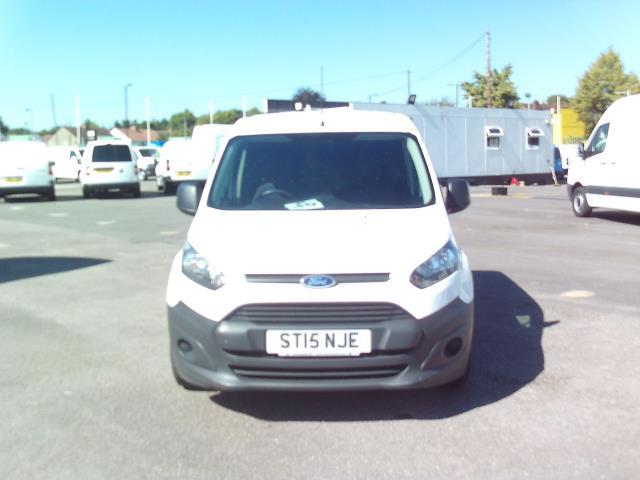 2015 Ford Transit Connect 200 L1 1.6 TDCI 95PS VAN (ST15NJE) Image 2