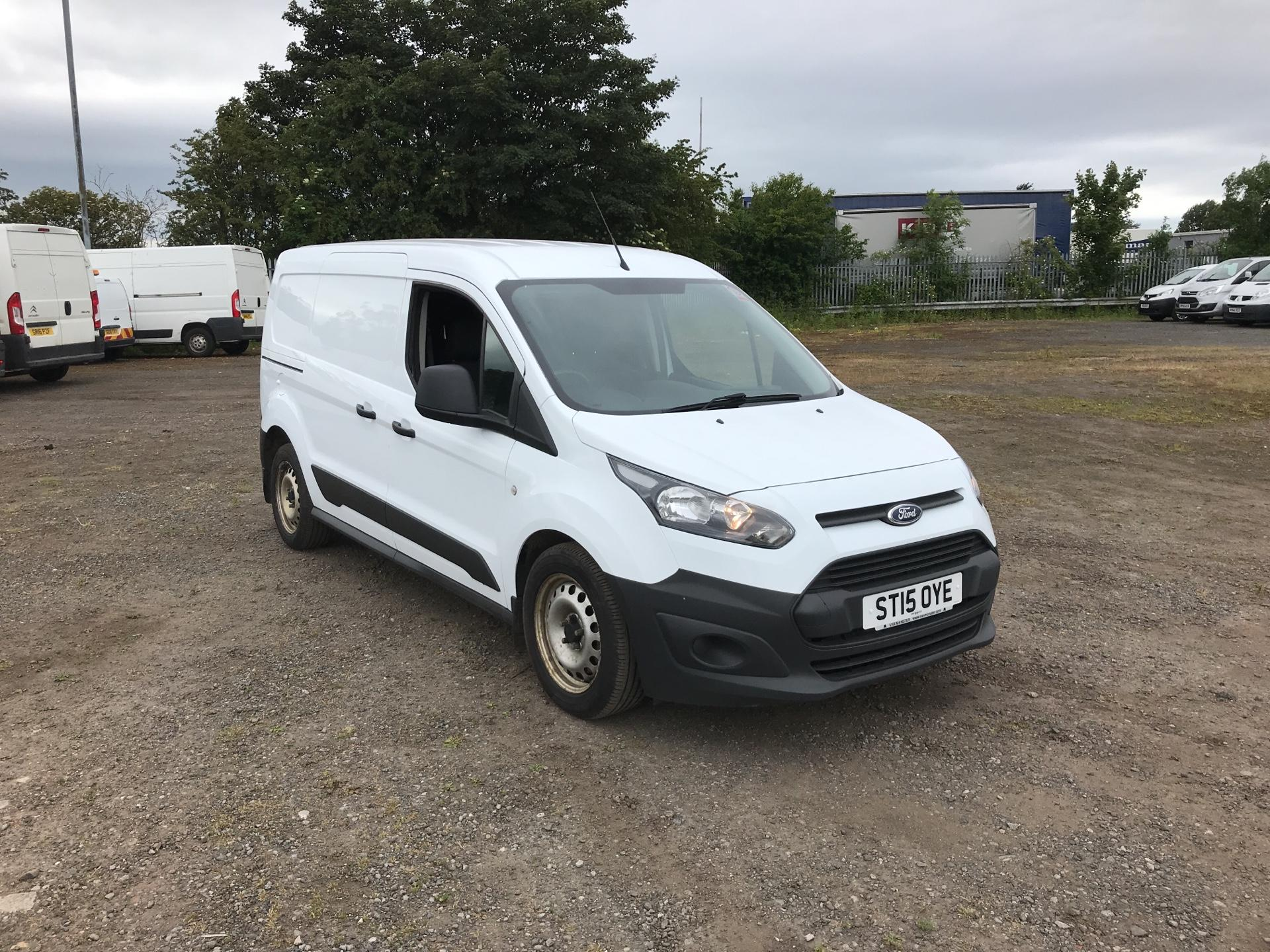 2015 Ford Transit Connect 1.6 Tdci 95Ps D/Cab Van (ST15OYE)