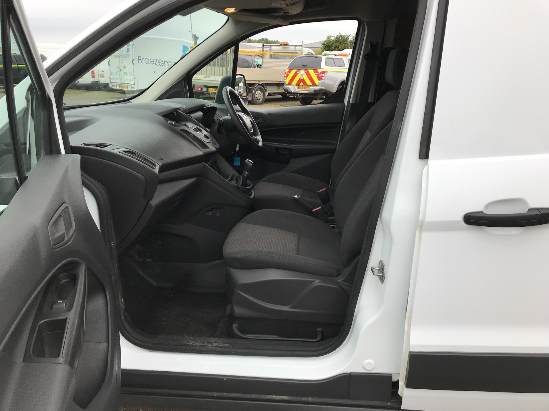 2015 Ford Transit Connect 1.6 Tdci 95Ps D/Cab Van (ST15OYE) Image 14