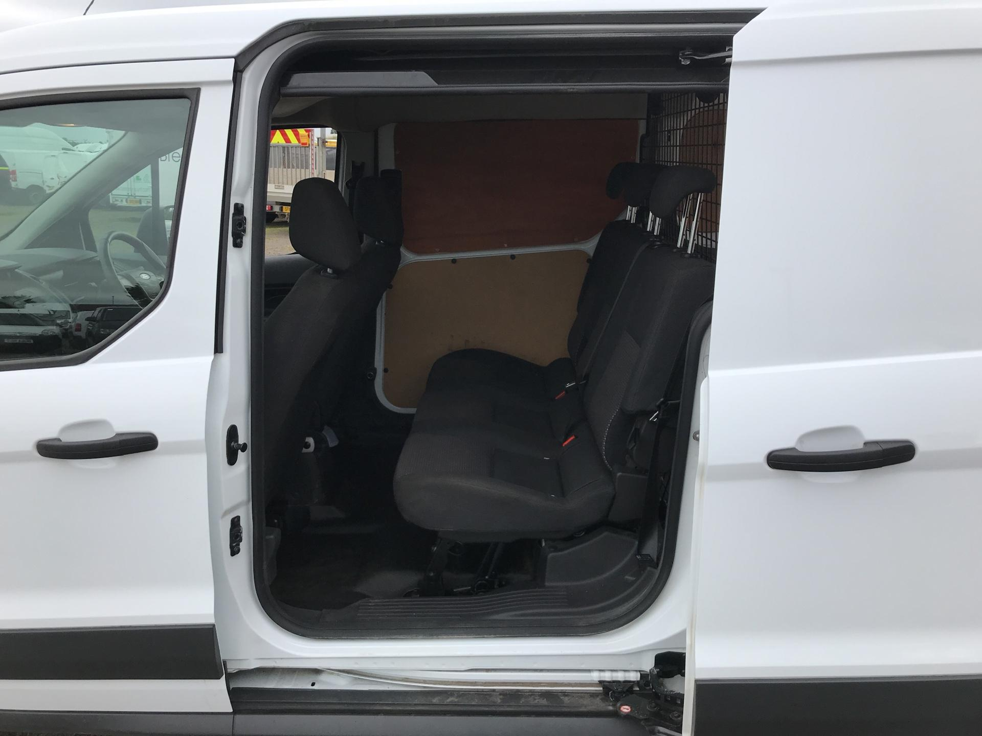 2015 Ford Transit Connect 1.6 Tdci 95Ps D/Cab Van (ST15OYE) Image 15