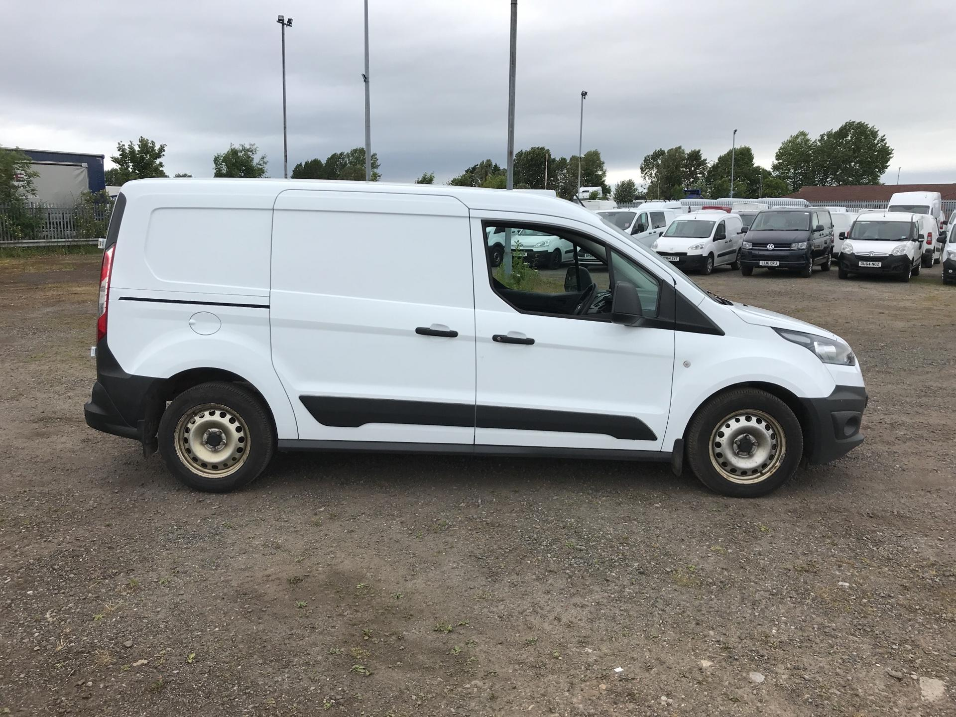 2015 Ford Transit Connect 1.6 Tdci 95Ps D/Cab Van (ST15OYE) Image 2