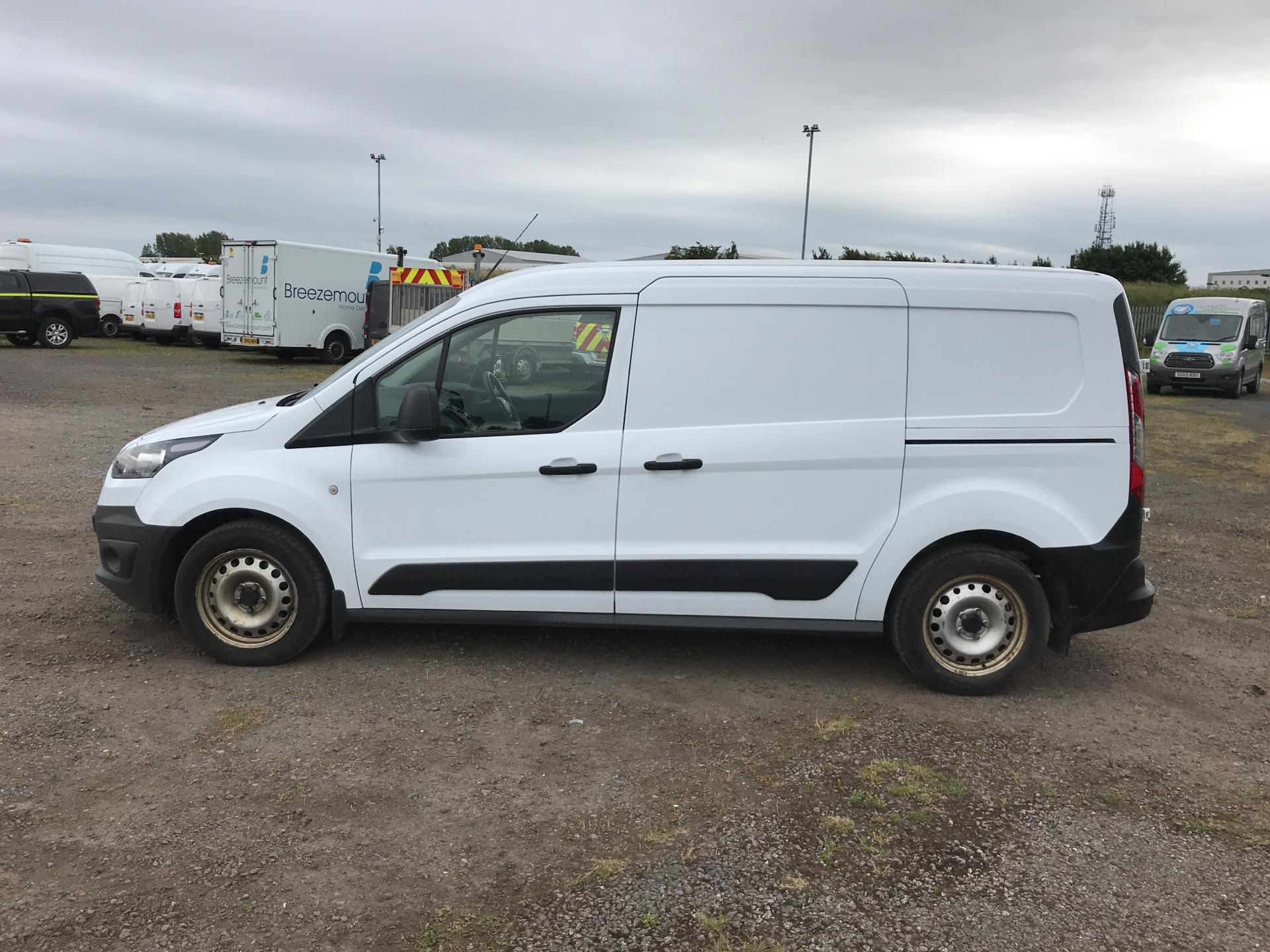 2015 Ford Transit Connect 1.6 Tdci 95Ps D/Cab Van (ST15OYE) Image 6
