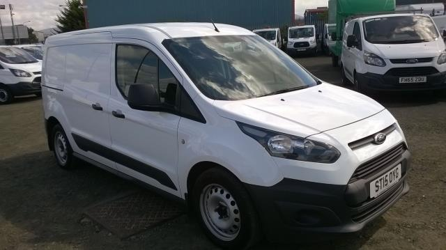 2015 Ford Transit Connect 1.6 TDCI 95Ps D/CAB VAN EURO 5 (ST15OYG)