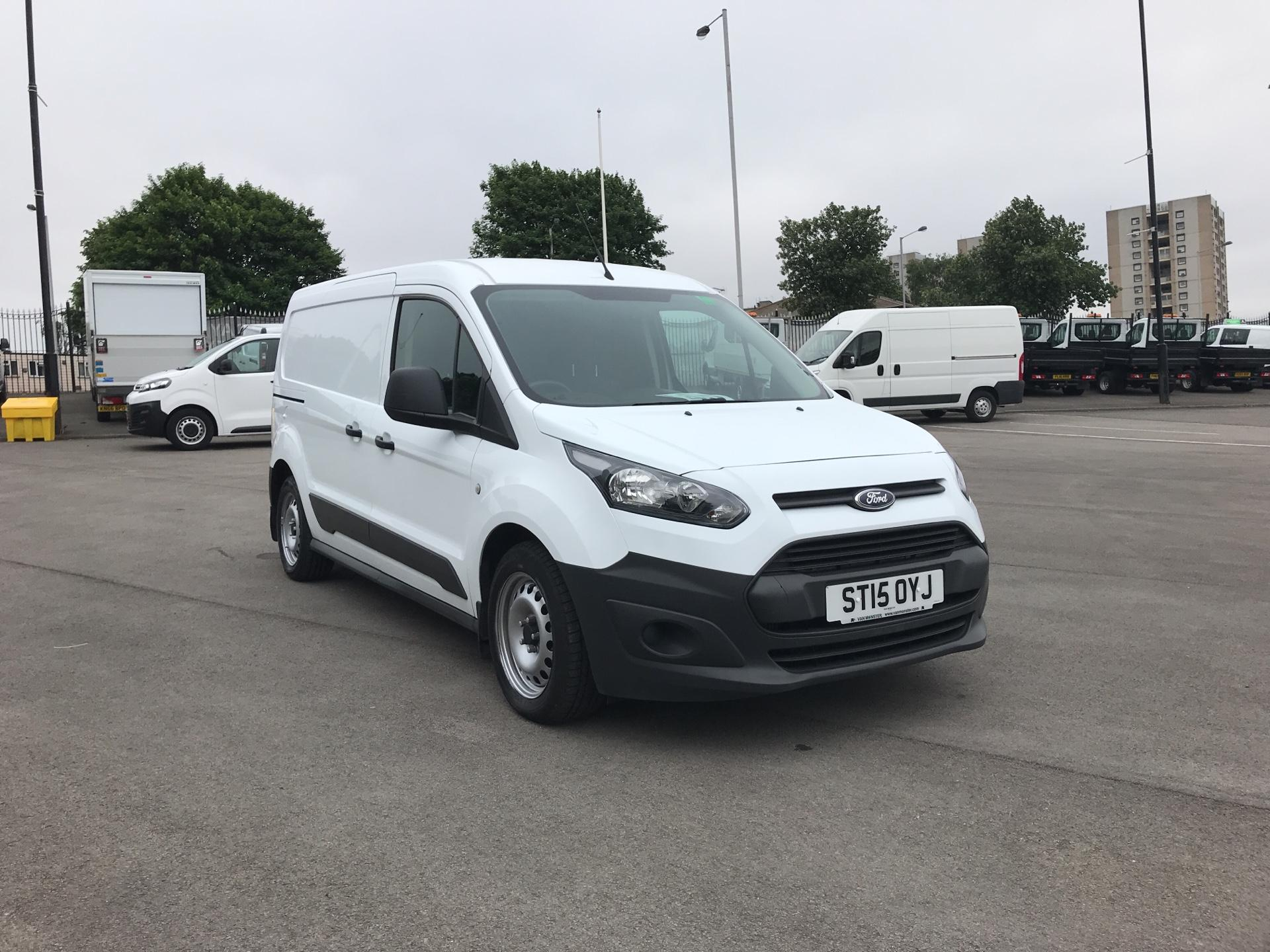 2015 Ford Transit Connect L2 DIESEL 1.6 TDCi 95PS DOUBLE CAB VAN EURO 5 (ST15OYJ)