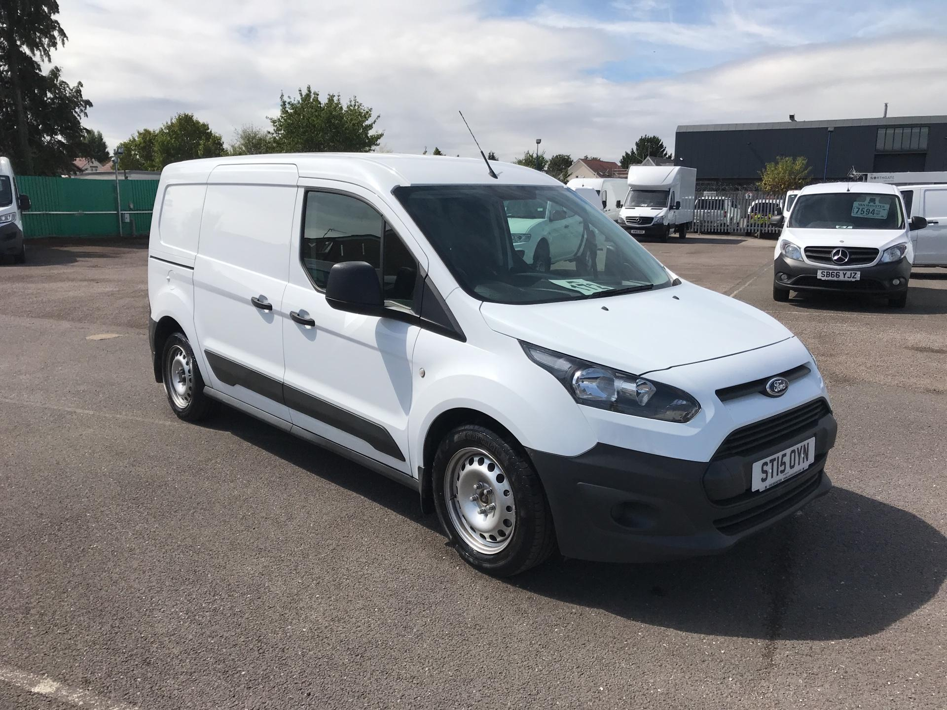 2015 Ford Transit Connect 1.6 Tdci 95Ps D/Cab Van (ST15OYN)