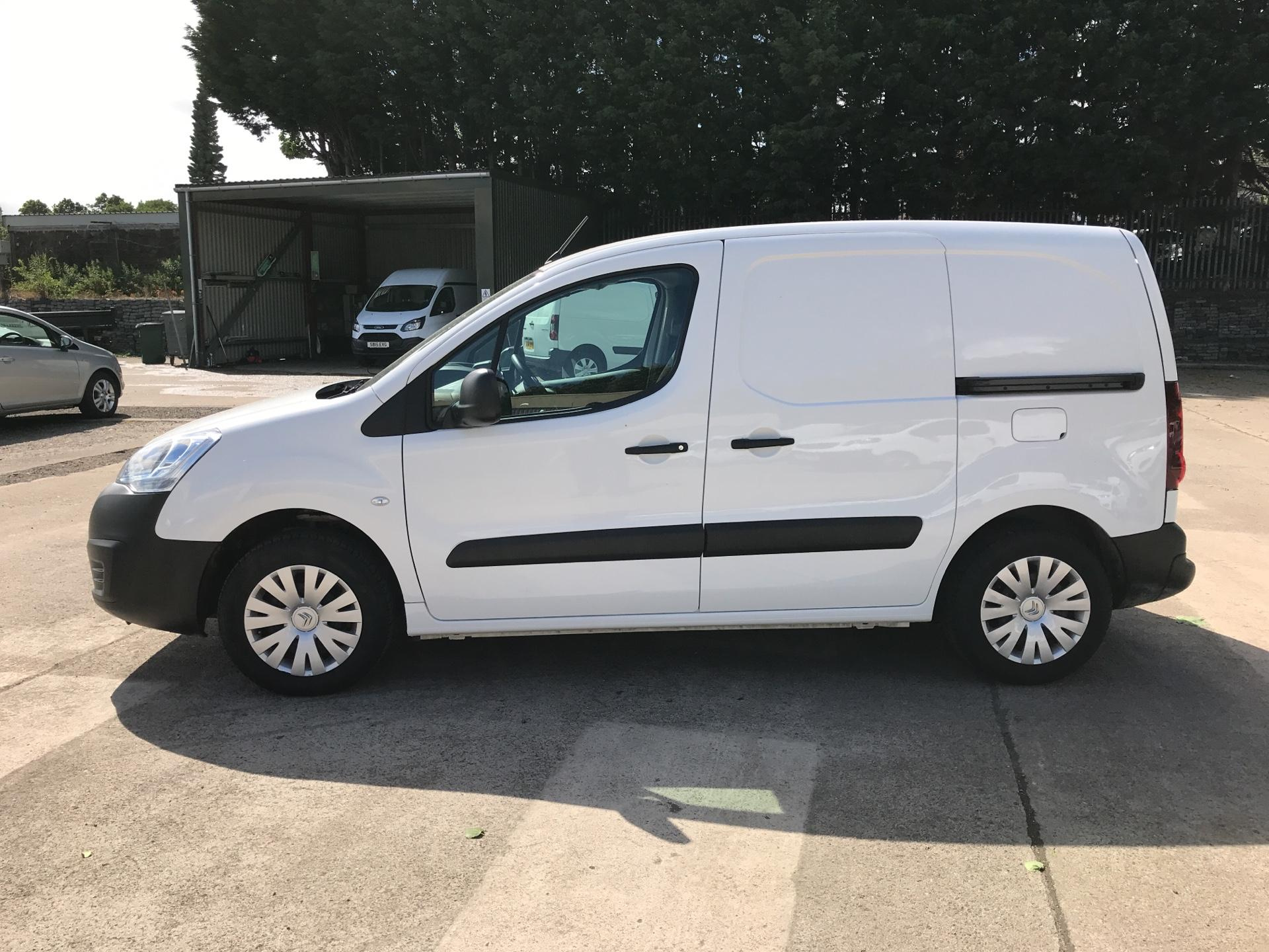 2017 Citroen Berlingo L1 DIESEL 1.6 HDI 625KG ENTERPRISE 75PS EURO 4/5 (ST17NGX) Image 6