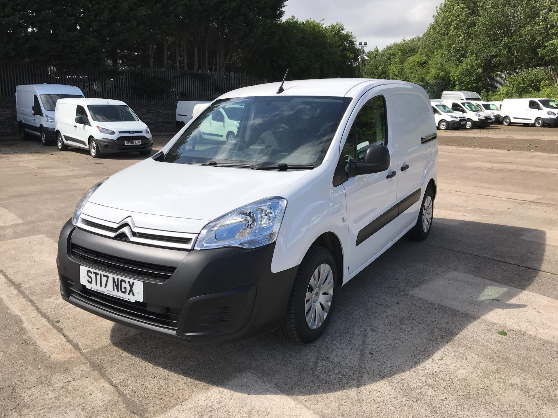 2017 Citroen Berlingo L1 DIESEL 1.6 HDI 625KG ENTERPRISE 75PS EURO 4/5 (ST17NGX) Image 7