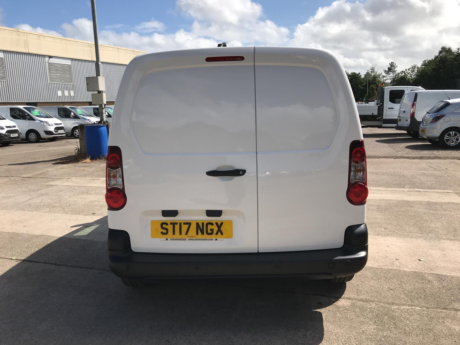 2017 Citroen Berlingo L1 DIESEL 1.6 HDI 625KG ENTERPRISE 75PS EURO 4/5 (ST17NGX) Image 4