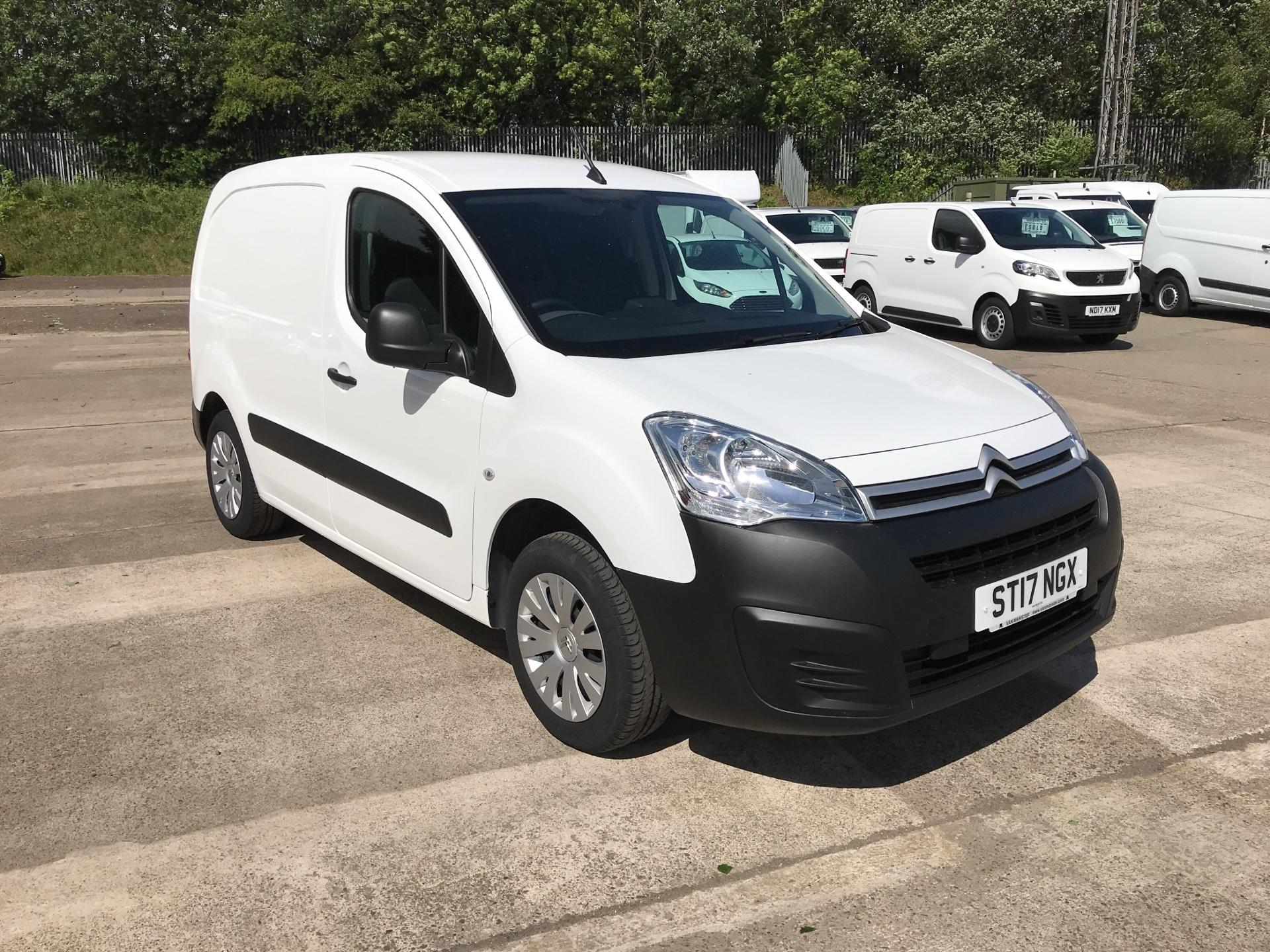 2017 Citroen Berlingo L1 DIESEL 1.6 HDI 625KG ENTERPRISE 75PS EURO 4/5 (ST17NGX) Image 1