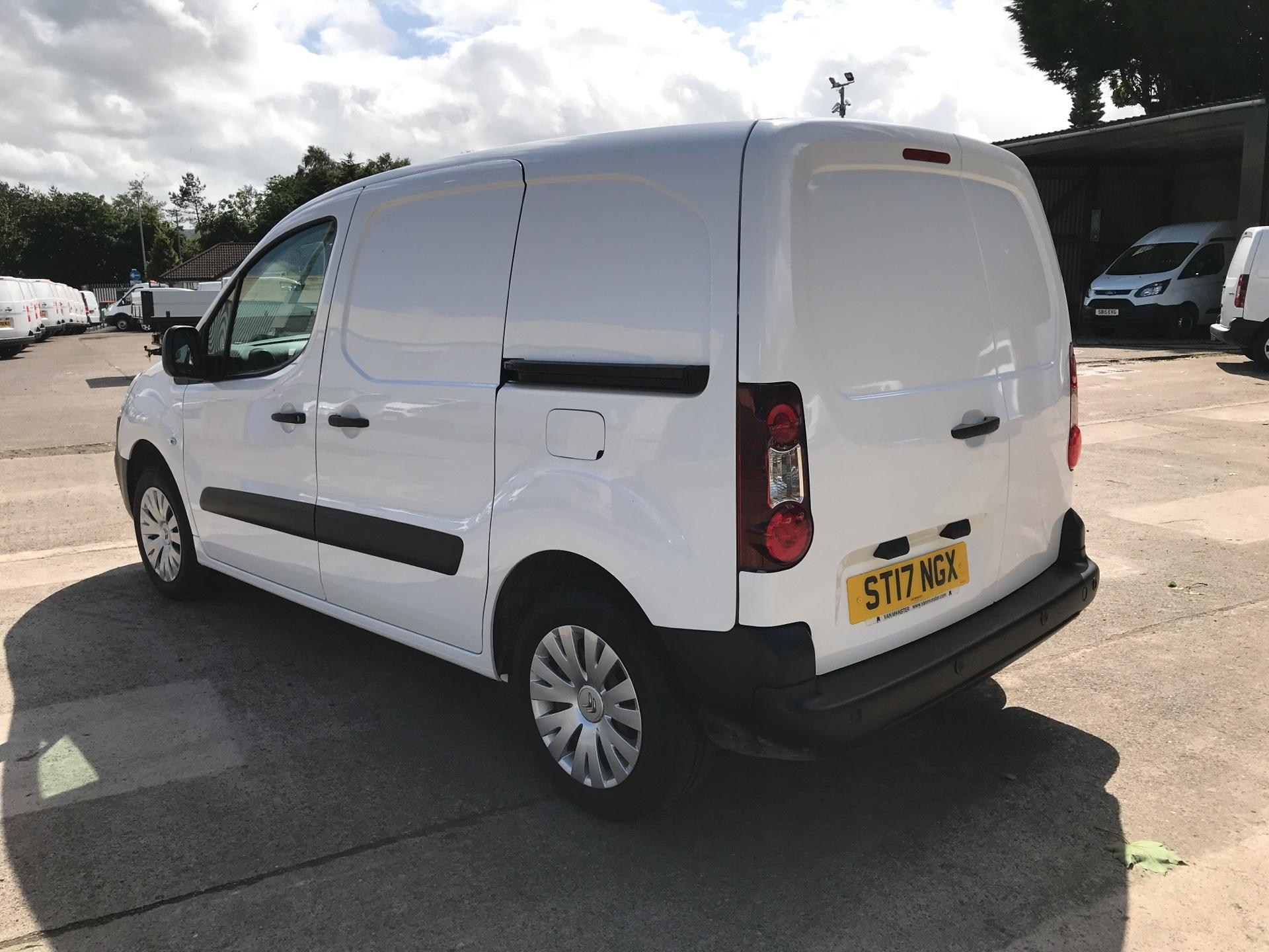 2017 Citroen Berlingo L1 DIESEL 1.6 HDI 625KG ENTERPRISE 75PS EURO 4/5 (ST17NGX) Image 5