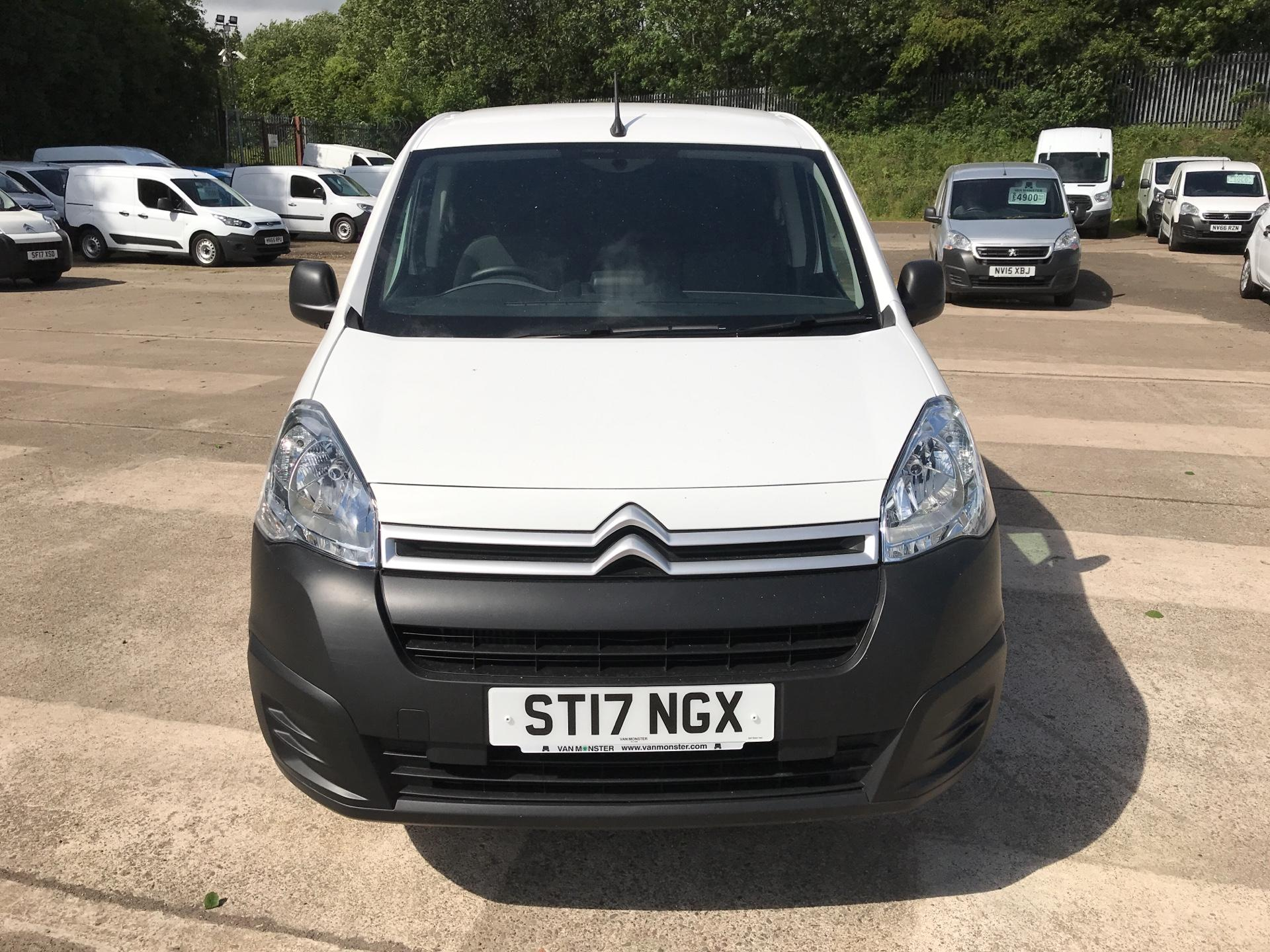 2017 Citroen Berlingo L1 DIESEL 1.6 HDI 625KG ENTERPRISE 75PS EURO 4/5 (ST17NGX) Image 8