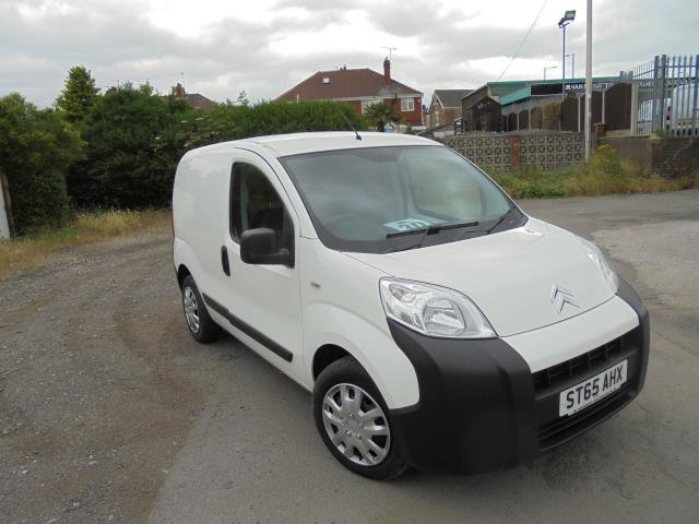 2015 Citroen Nemo 1.3 Hdi Enterprise [Non Start/Stop] (ST65AHX)