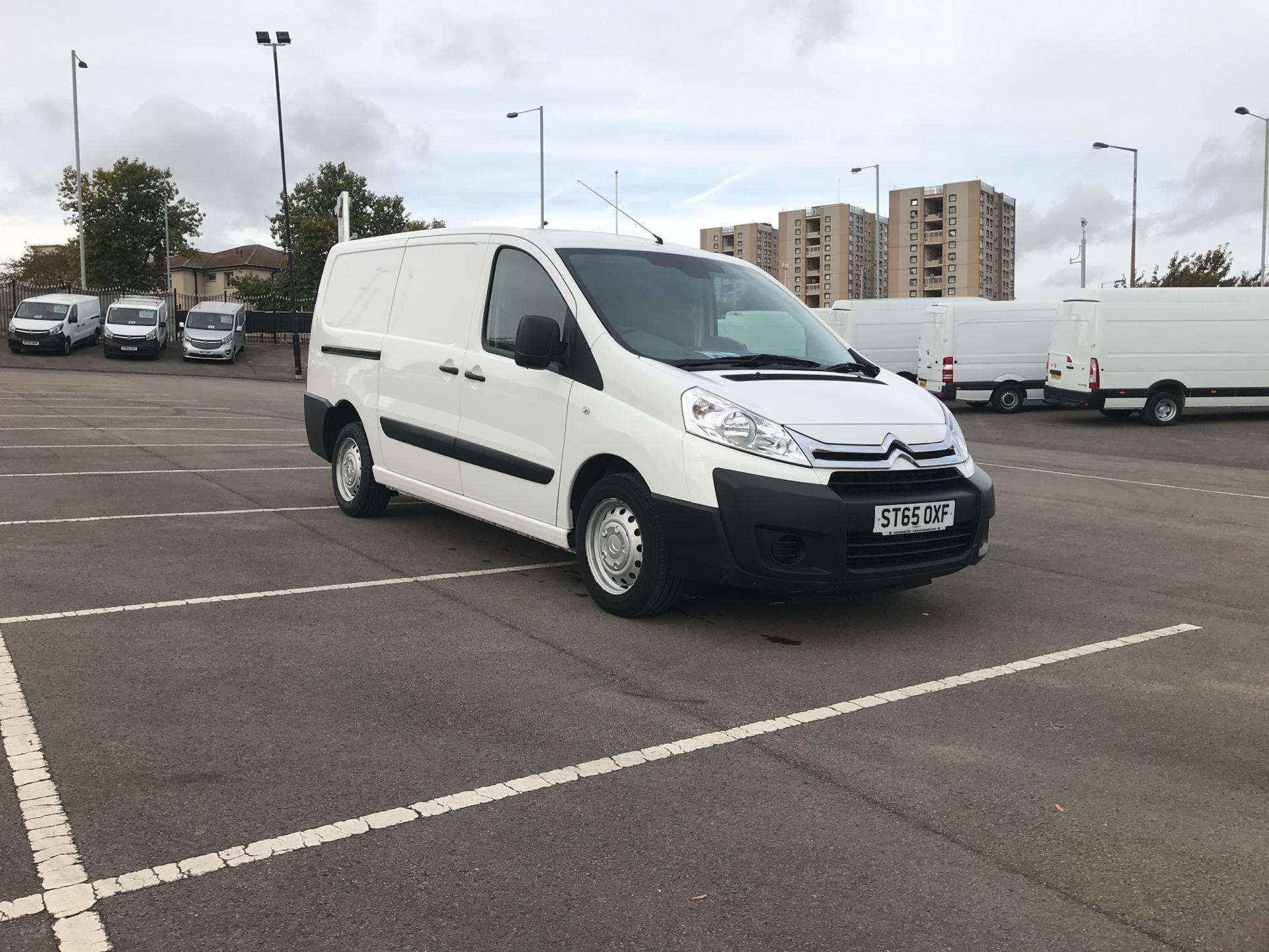 2015 Citroen Dispatch 2.0HDI L2 Enterprise Euro 5  (ST65OXF)