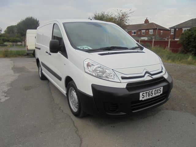 2015 Citroen Dispatch 1200 L2 H1 2.0HDI 125PS ENTERPRISE EURO 5 (ST65OXS)