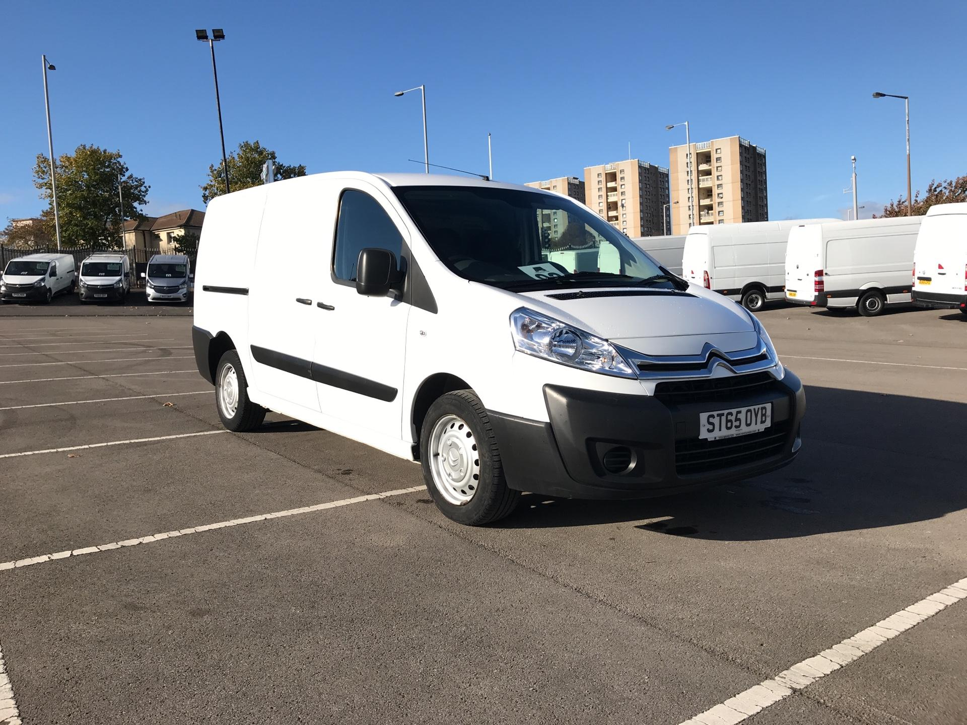 2015 Citroen Dispatch 1200 2.0 Hdi 125 L2 H1 Van Enterprise Euro 5 (ST65OYB)