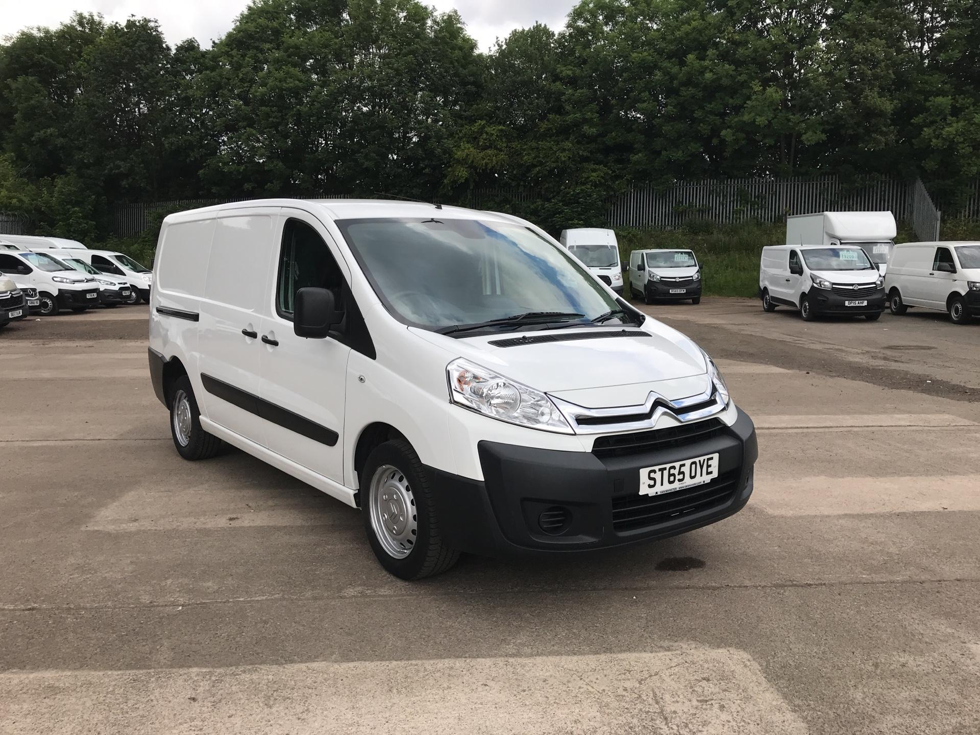 2015 Citroen Dispatch L1 DIESEL 1200 1.6 HDI 125PS H1 VAN ENTERPRISE EURO 4/5 (ST65OYE)