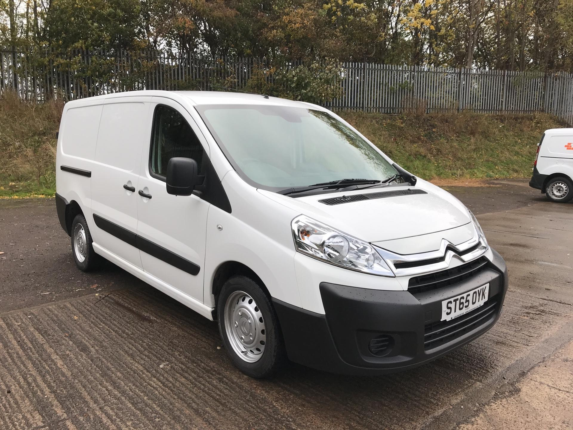 2015 Citroen Dispatch L2 DIESEL 1200 HDI 125PS H1 VAN ENTERPRISE EURO 5 (ST65OYK)