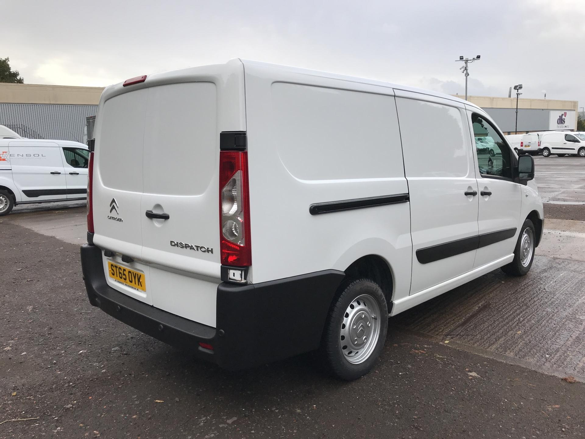 2015 Citroen Dispatch L2 DIESEL 1200 HDI 125PS H1 VAN ENTERPRISE EURO 5 (ST65OYK) Image 3