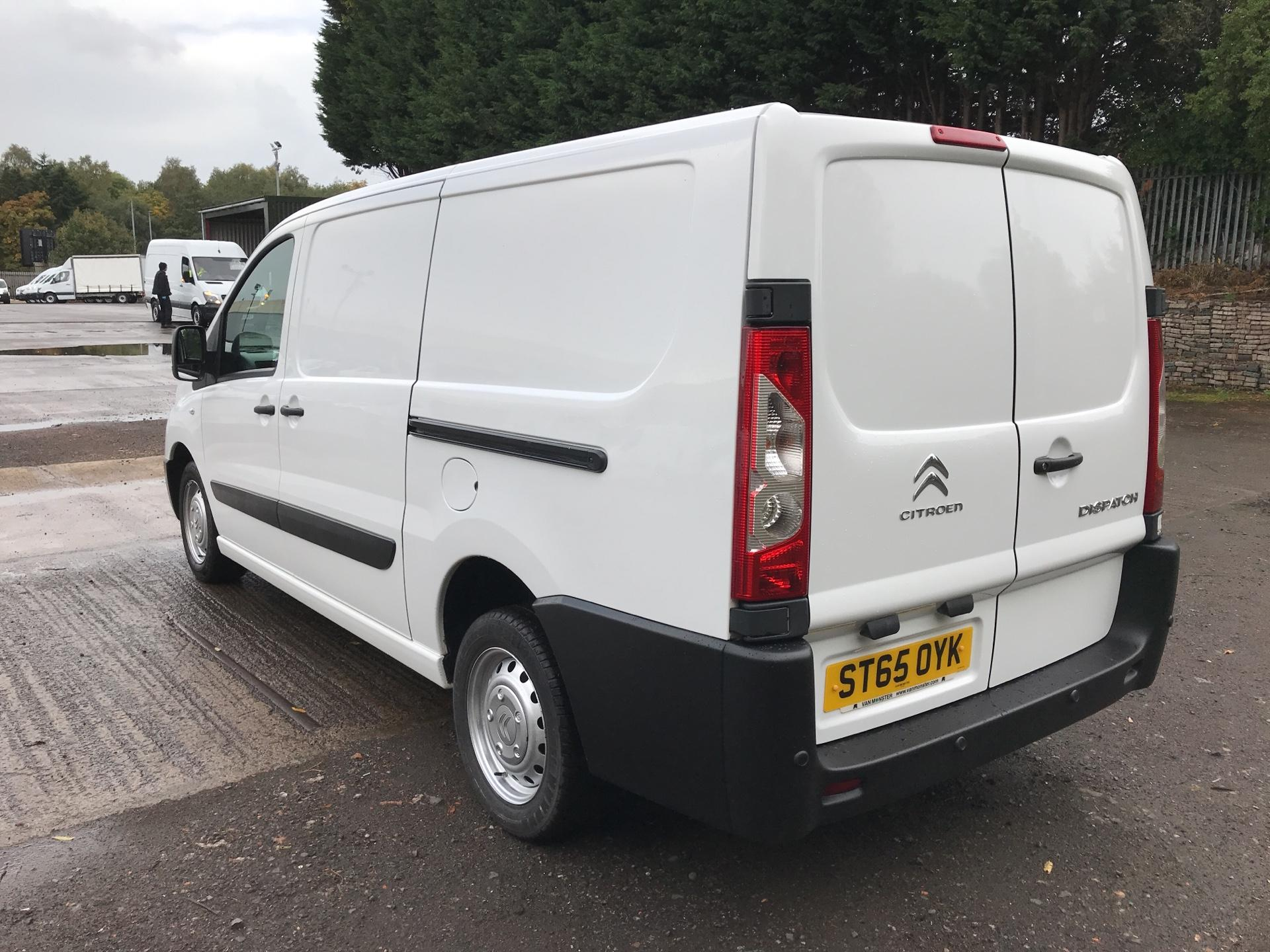 2015 Citroen Dispatch L2 DIESEL 1200 HDI 125PS H1 VAN ENTERPRISE EURO 5 (ST65OYK) Image 5