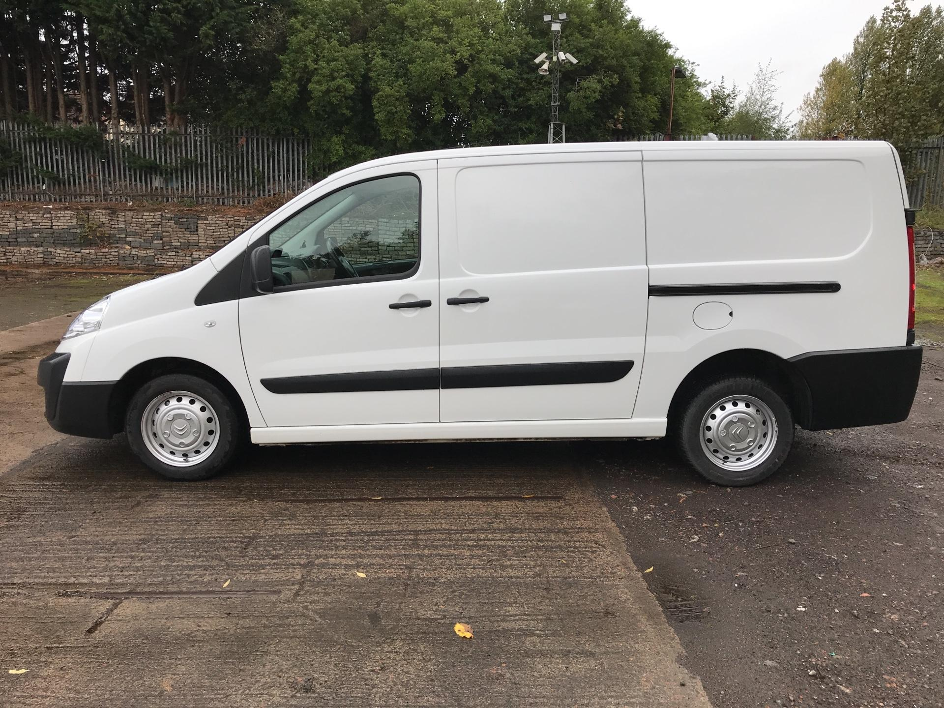 2015 Citroen Dispatch L2 DIESEL 1200 HDI 125PS H1 VAN ENTERPRISE EURO 5 (ST65OYK) Image 6